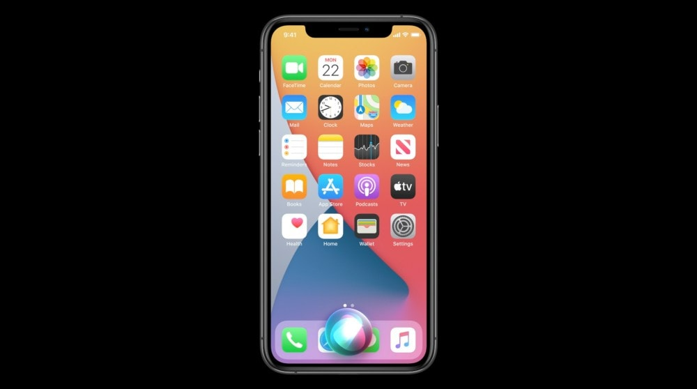 Siri in iOS 14