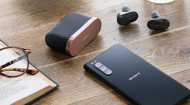 Sony WF-1000XM3 wireless buds