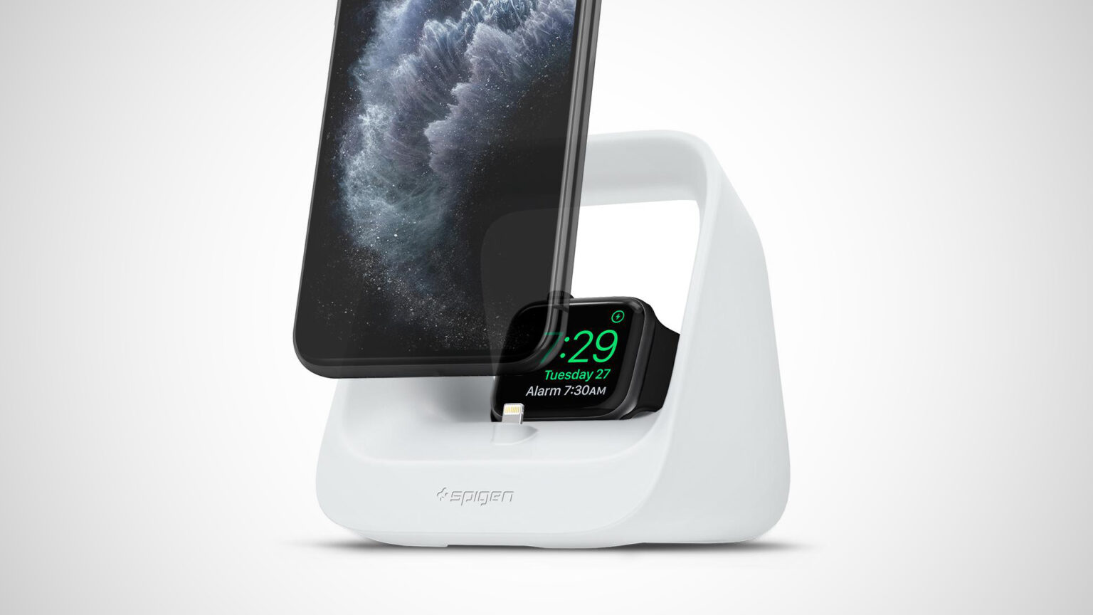 Spigen Stand All for iPhone and Apple Watch
