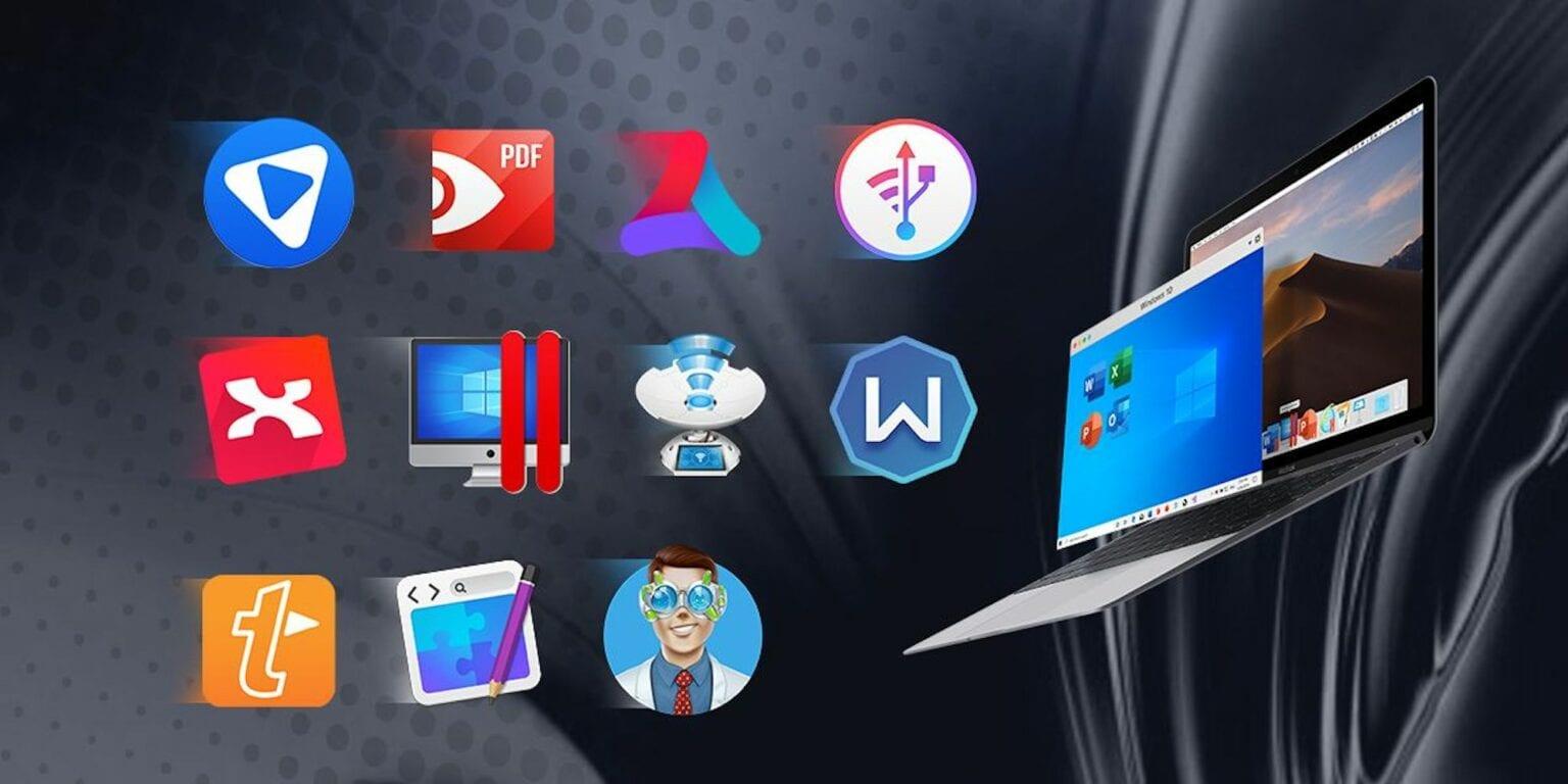 The Limited Edition Mac Bundle Ft. Parallels Desktop