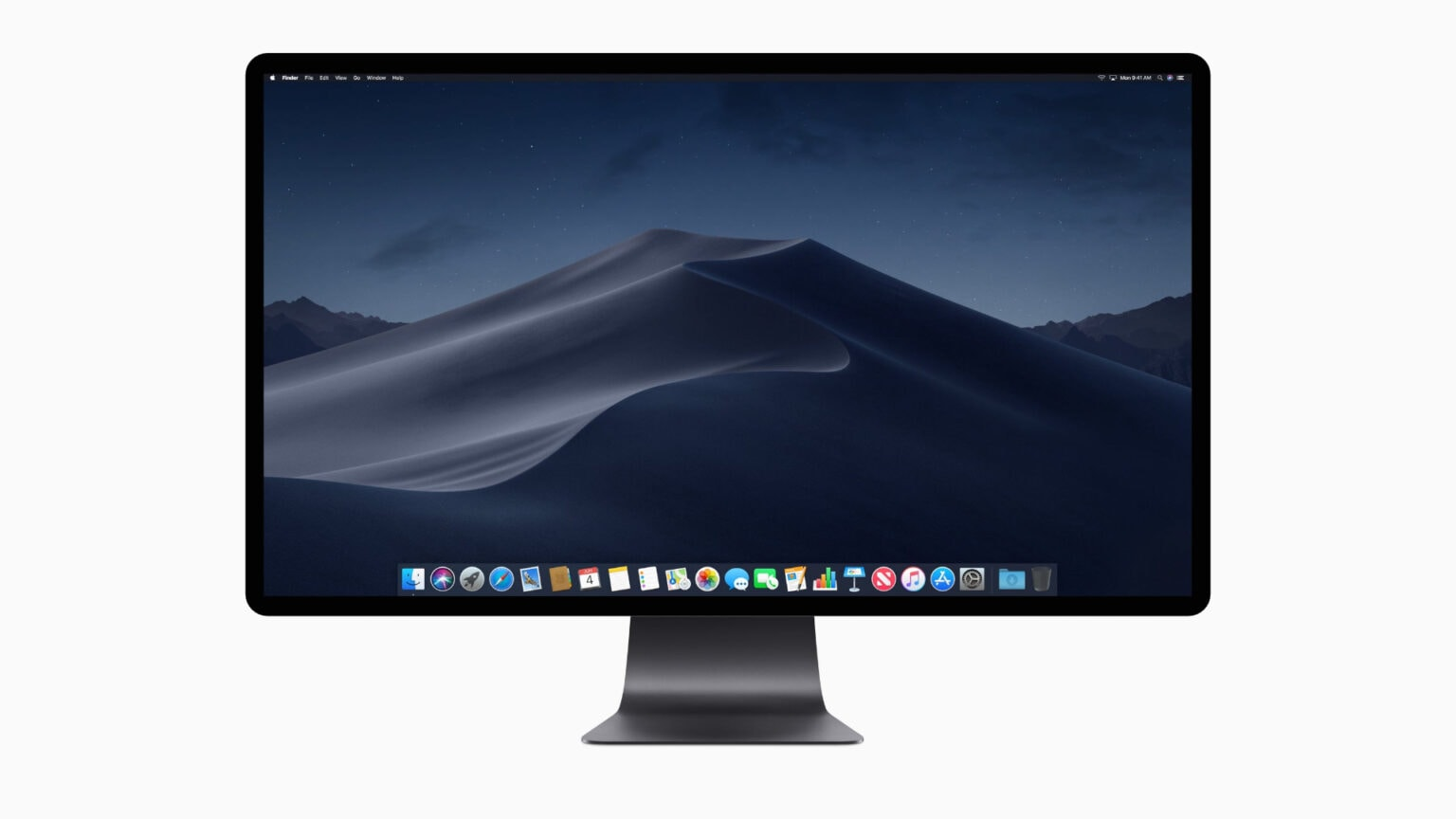 iMac concept inspired by iPad Pro.