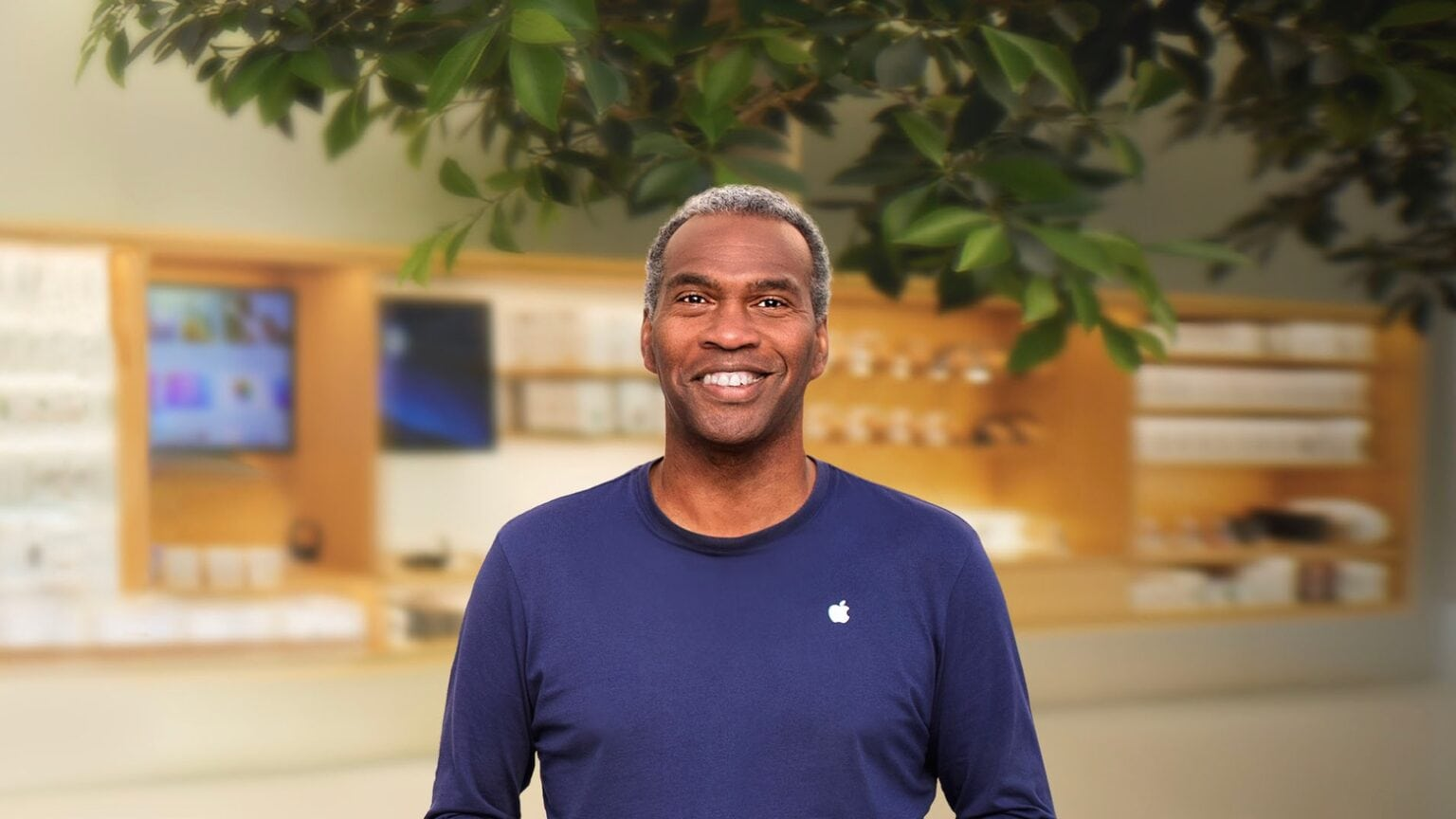 Like everyone else, Apple retail employees are being asked to work online.