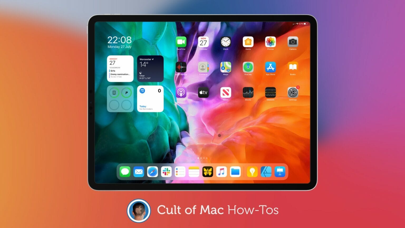 How to iPadOS 14