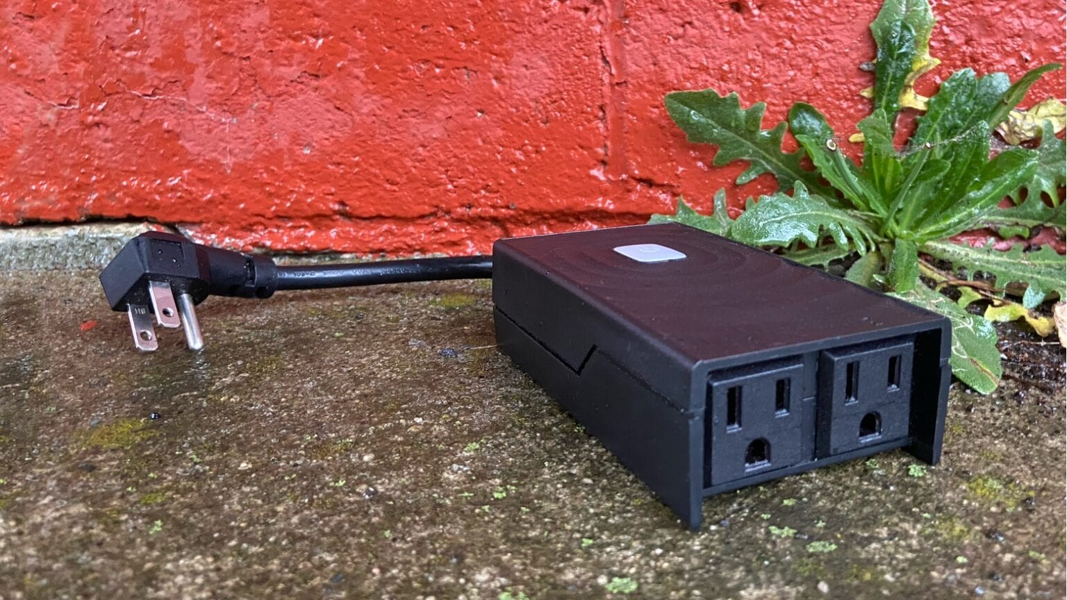 Meross Smart WiFi Indoor/Outdoor Plug review