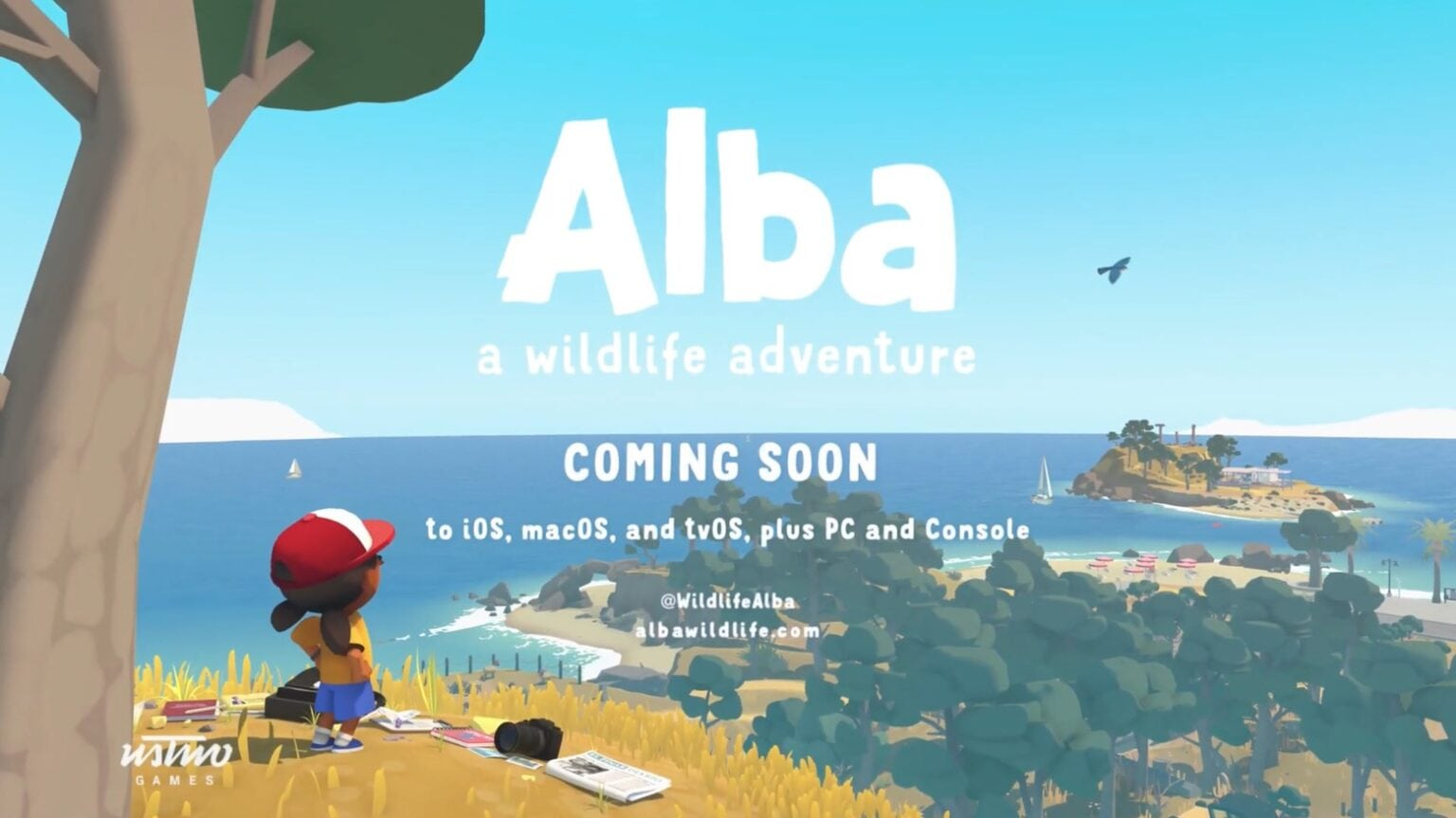 'Alba: a Wildlife Adventure' is likely to be a puzzler.