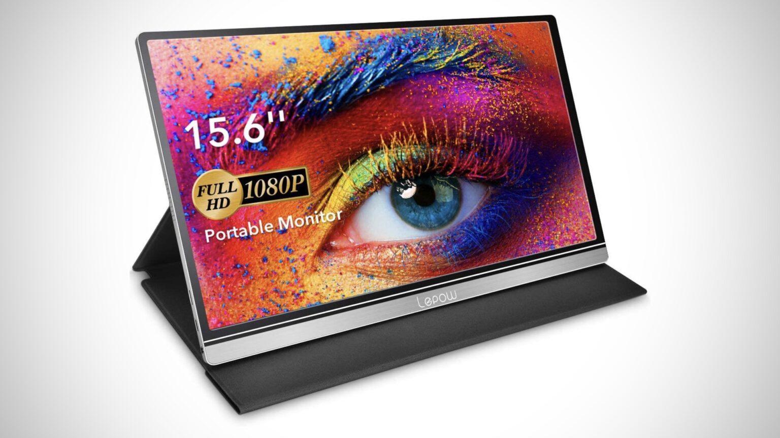 Lepow-portable-monitor