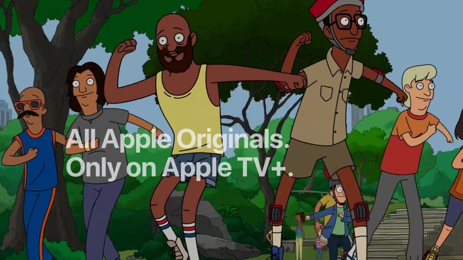 Apple TV+ has yet to cut into the lead of well-established streaming video services.