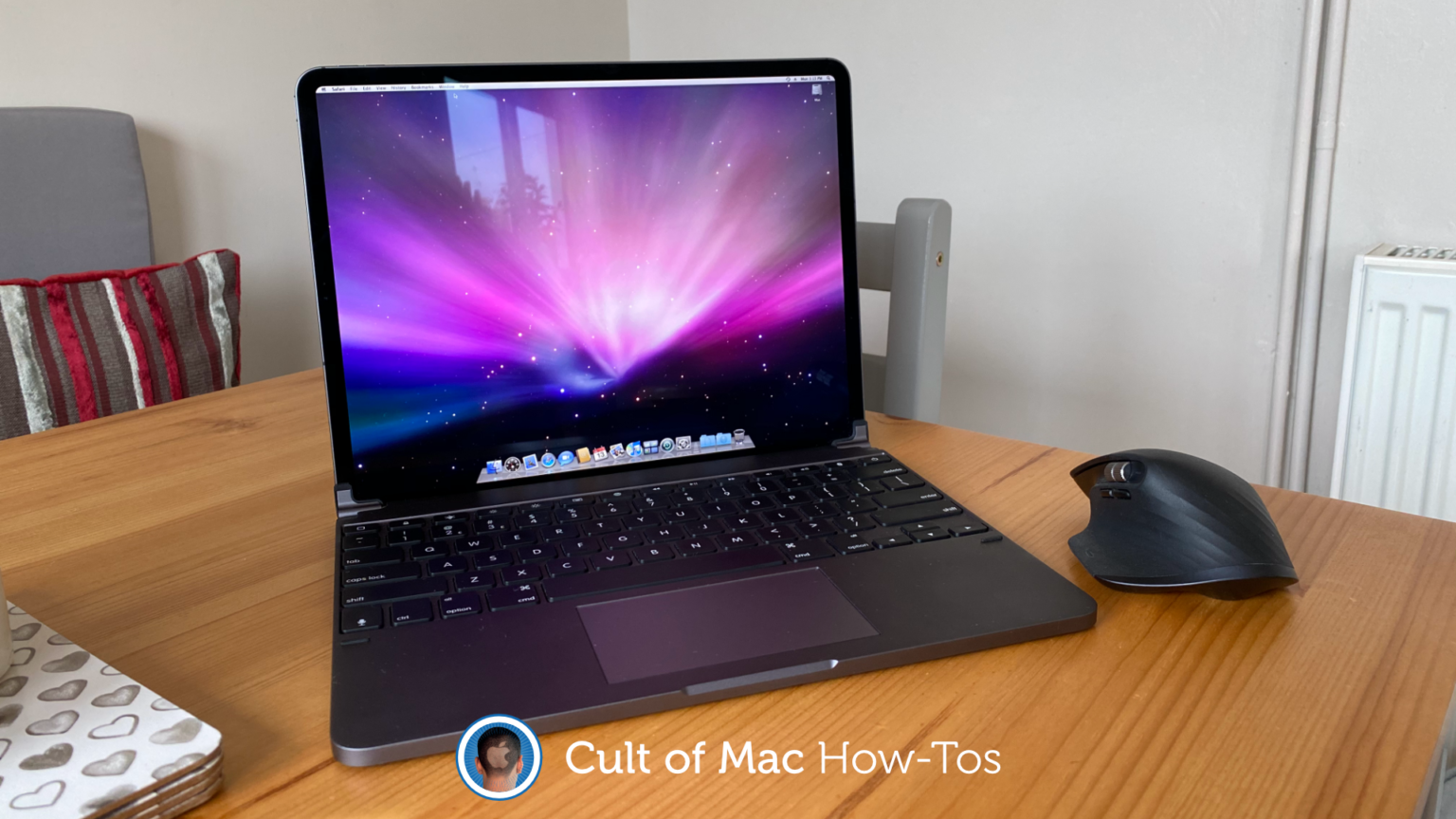 How to run Mac OS X on iPhone or iPad