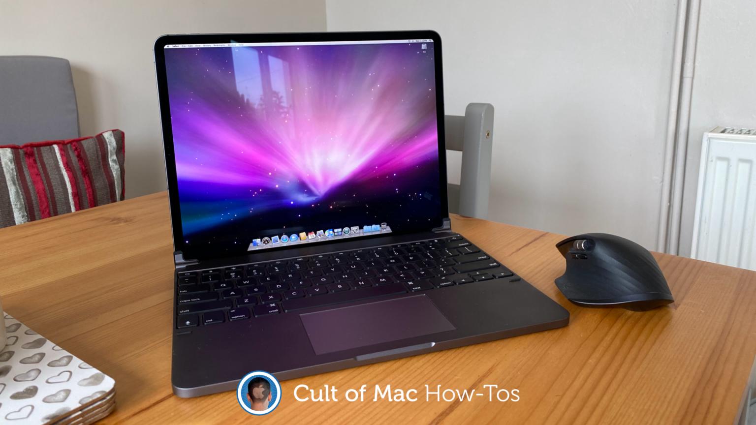 How to run Mac OS X on iPhone or iPad
