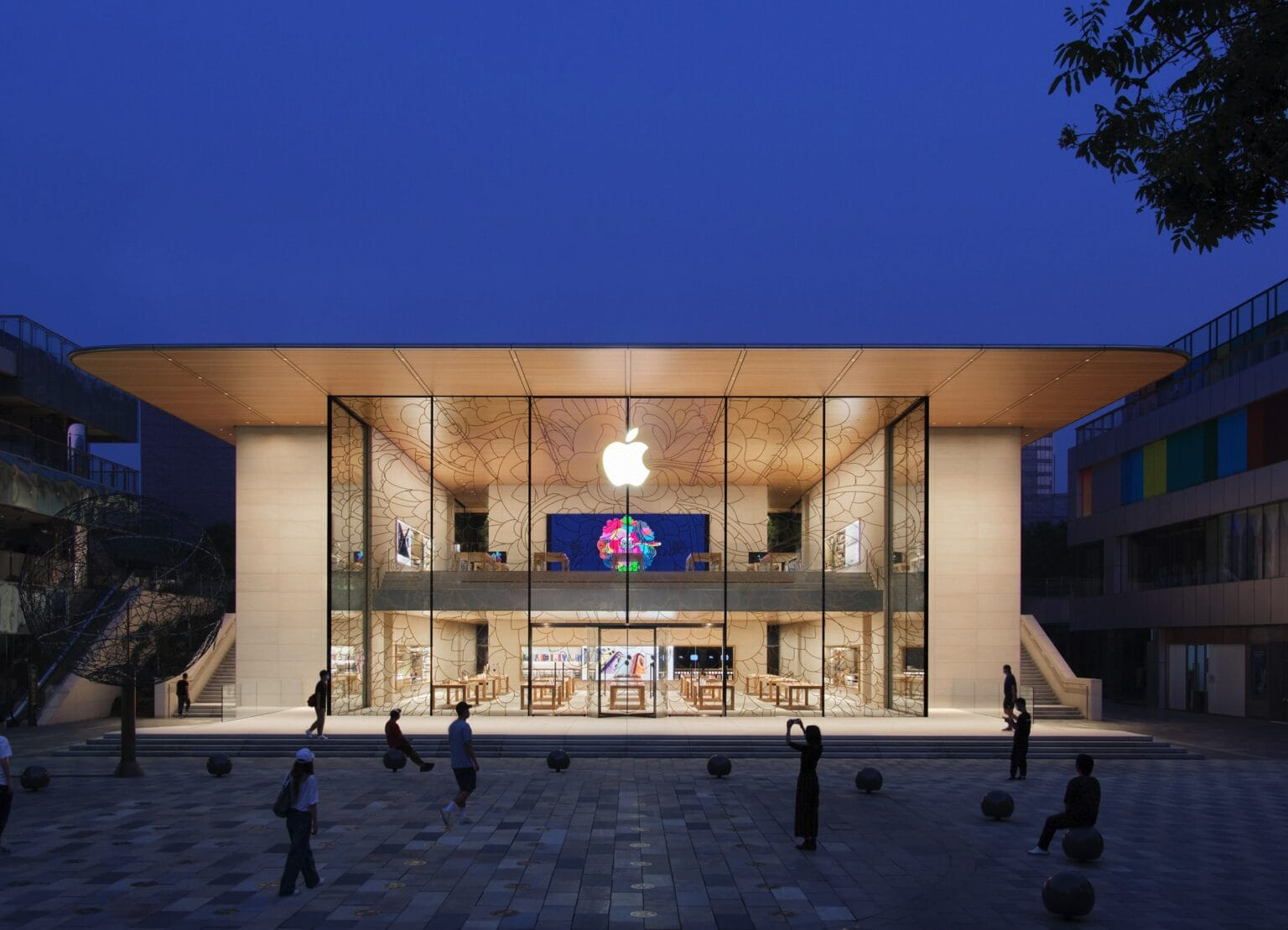 Apple Store Beijing 4