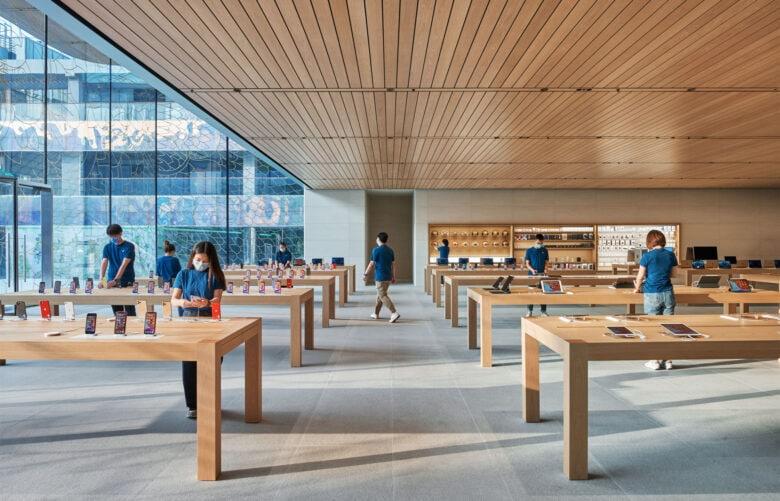 Apple Store Beijing 5