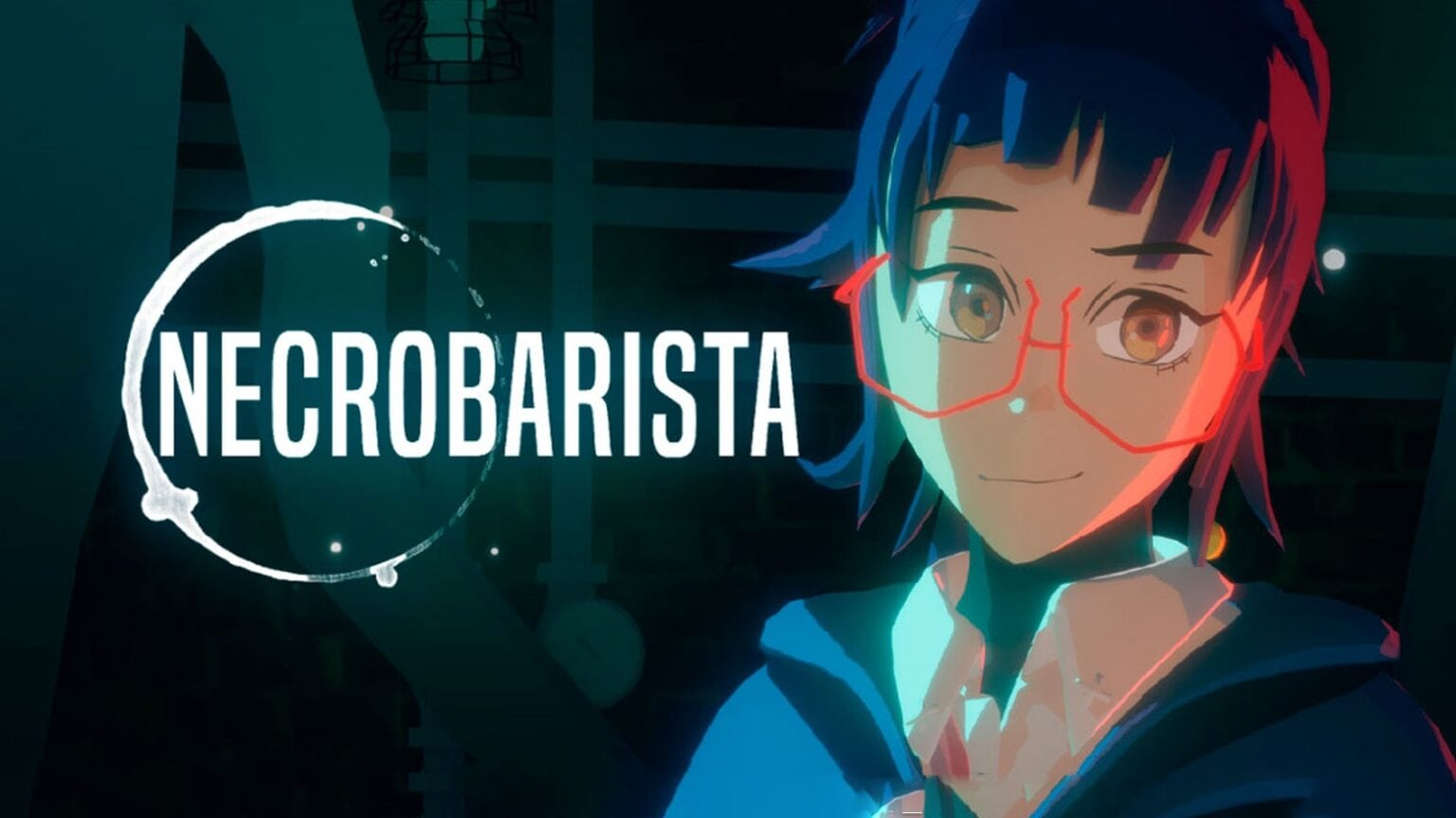'Necrobarista' debuted Friday on the Apple Arcade gaming service.