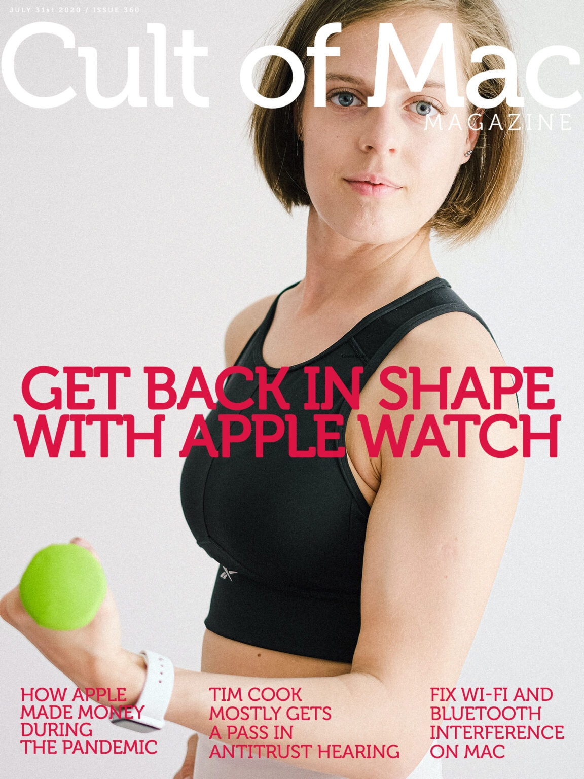 Time to get back in the game! Here's how to get back in shape with Apple Watch.