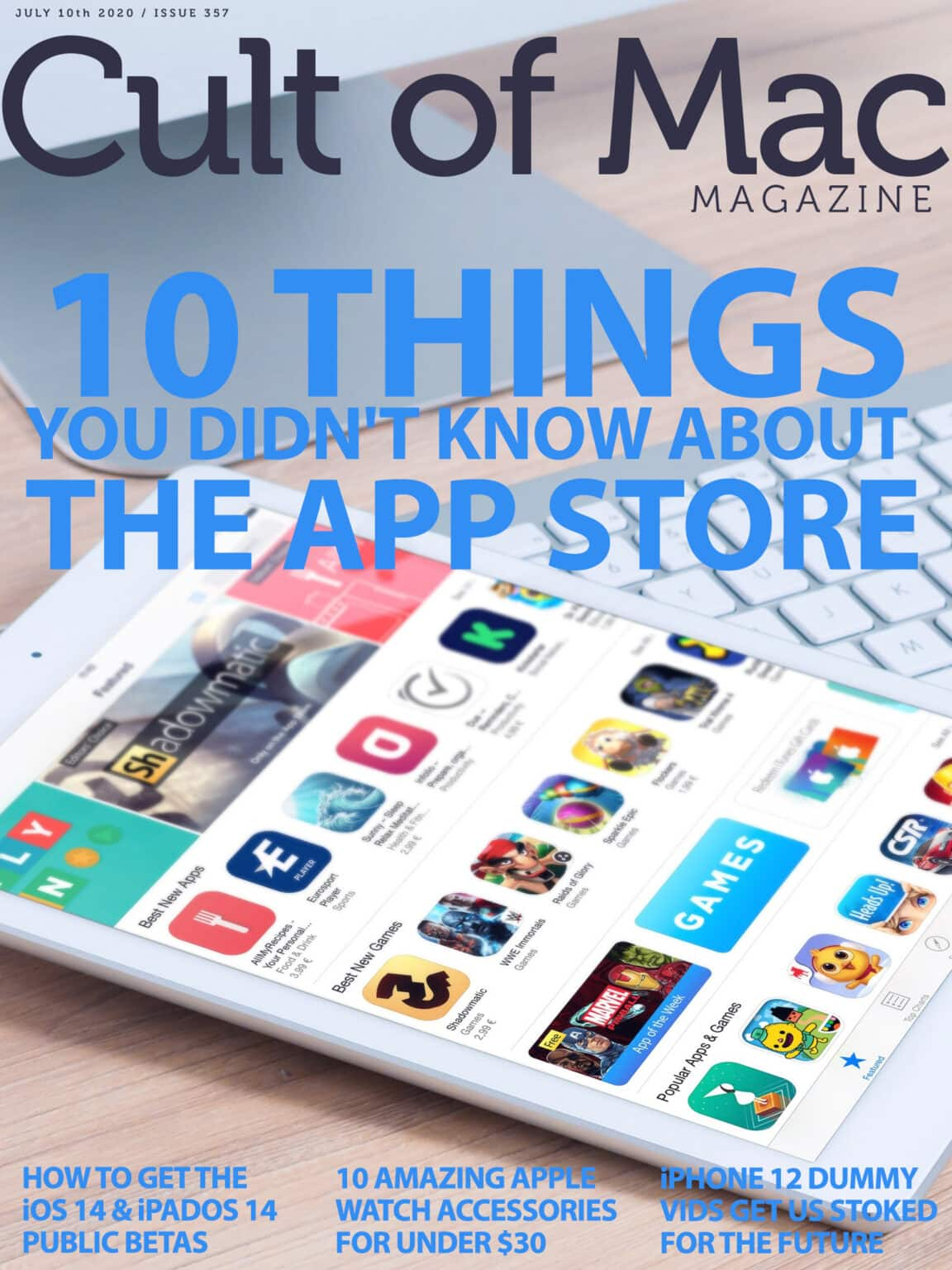 Time to bone up on your App Store trivia.