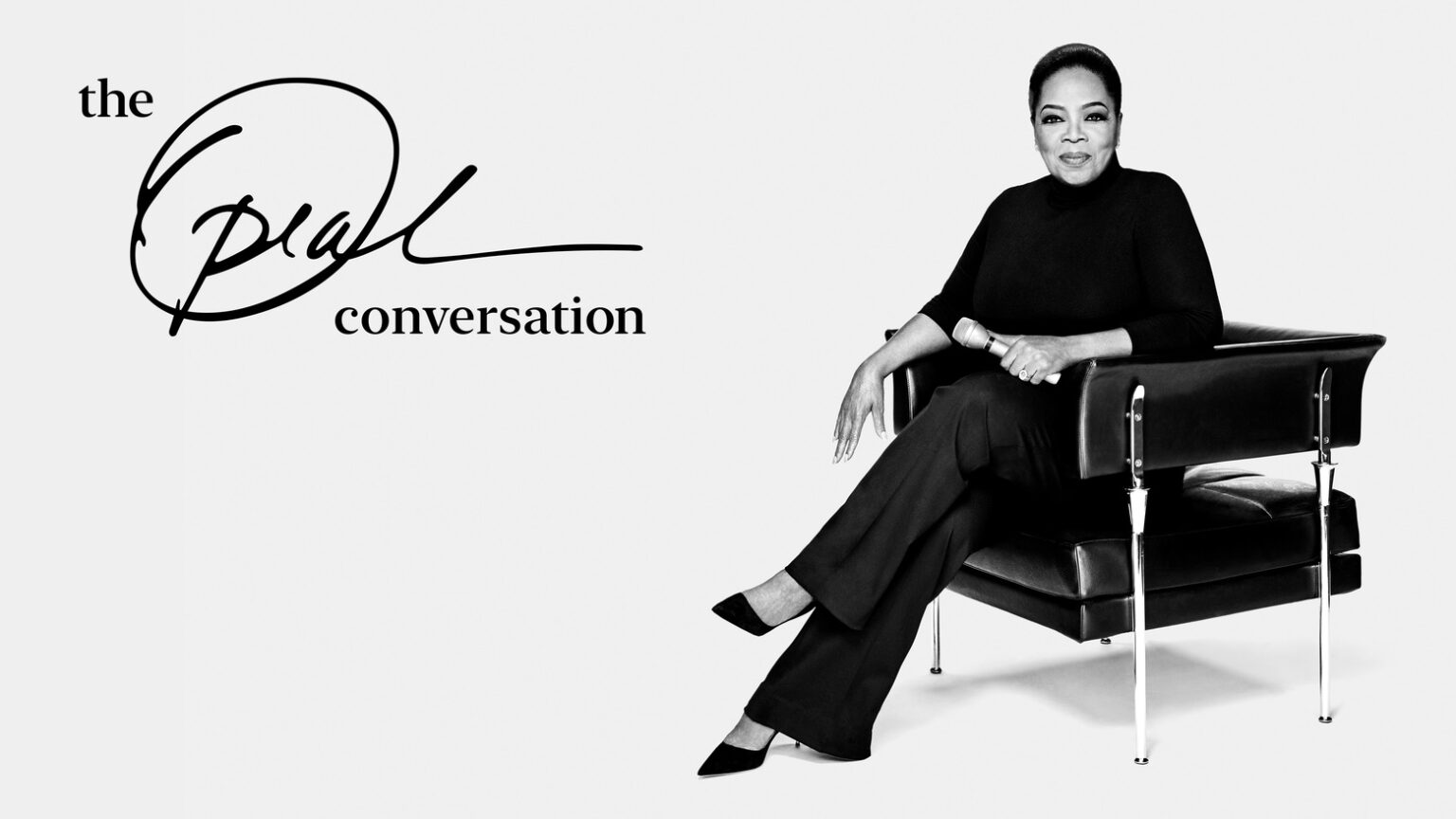 Oprah Winfrey interviews thought leaders in an Apple TV+ series debuting Thursday, July 30. 'The Oprah Conversation' hits Apple TV+ this week.