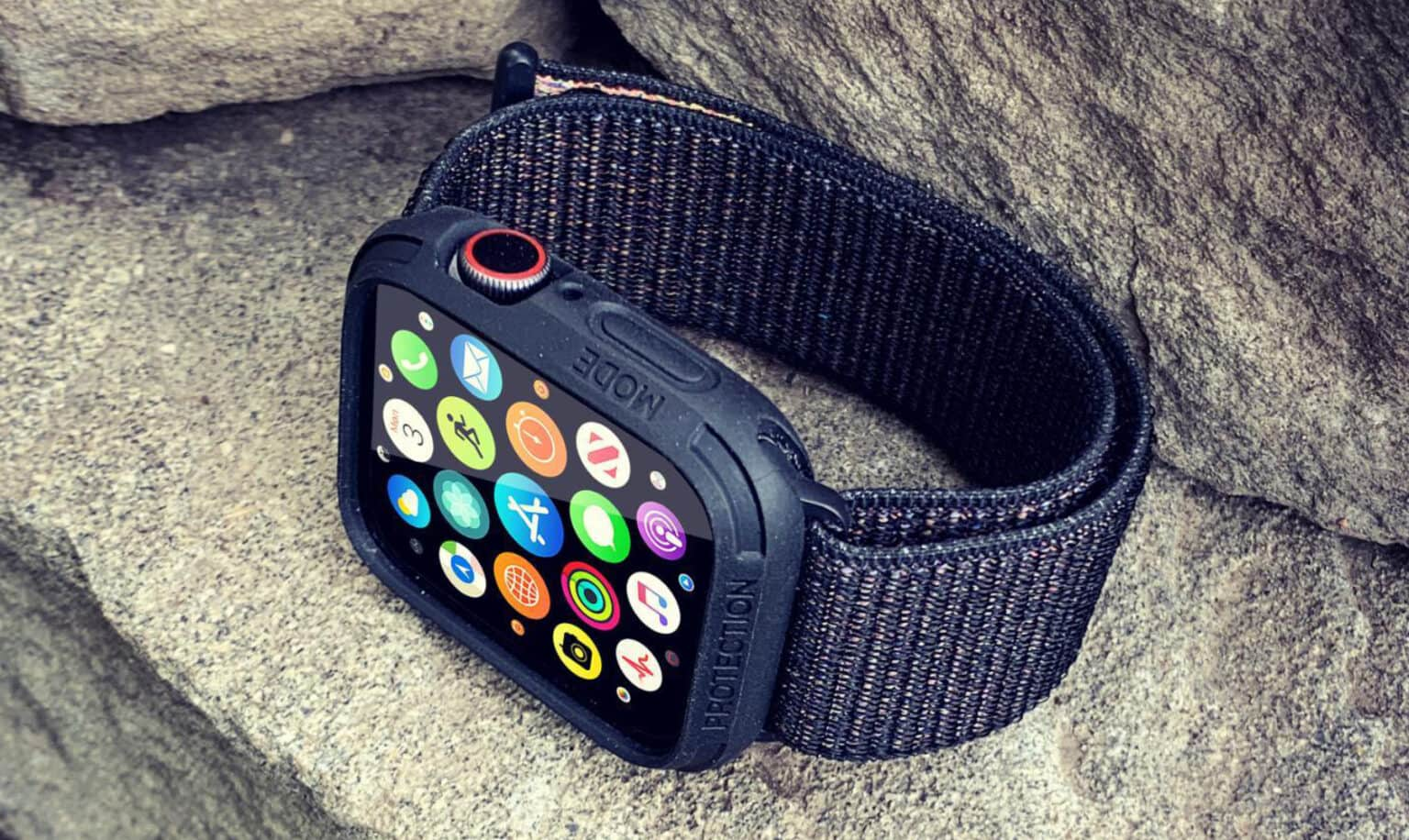 Elkson bumper for Apple Watch