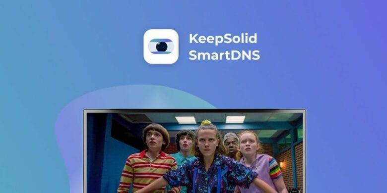 KeepSolid SmartDNS