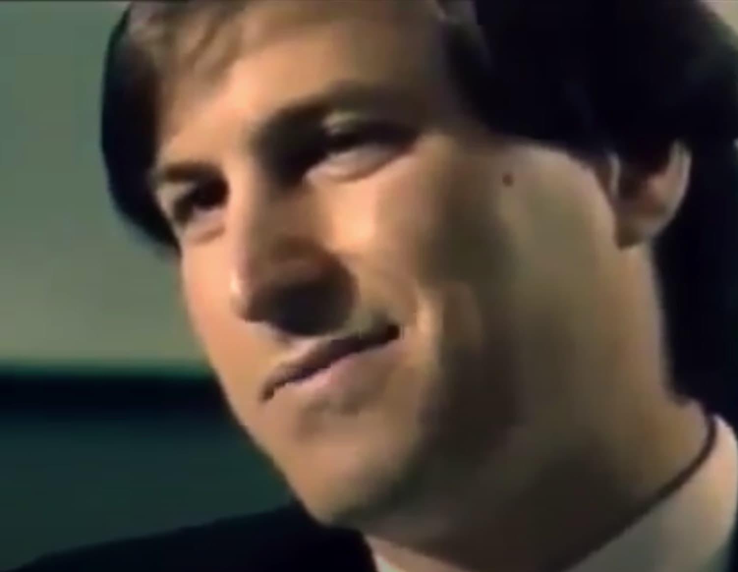 Steve Jobs 1990 interview