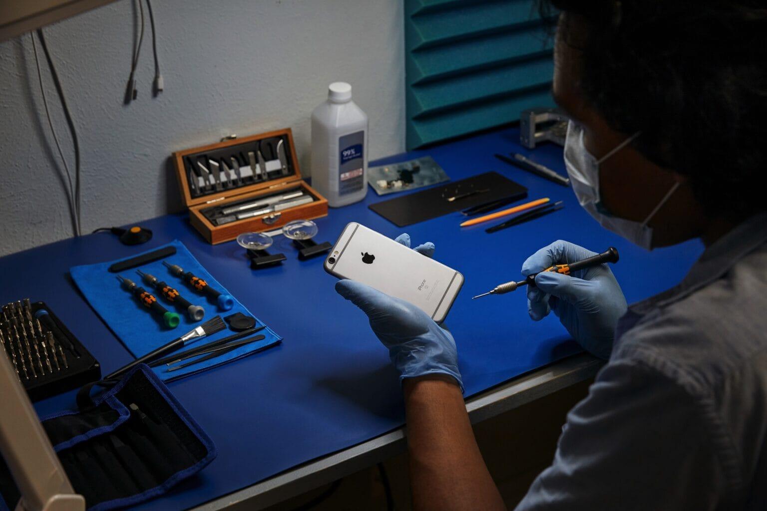 Apple repair program