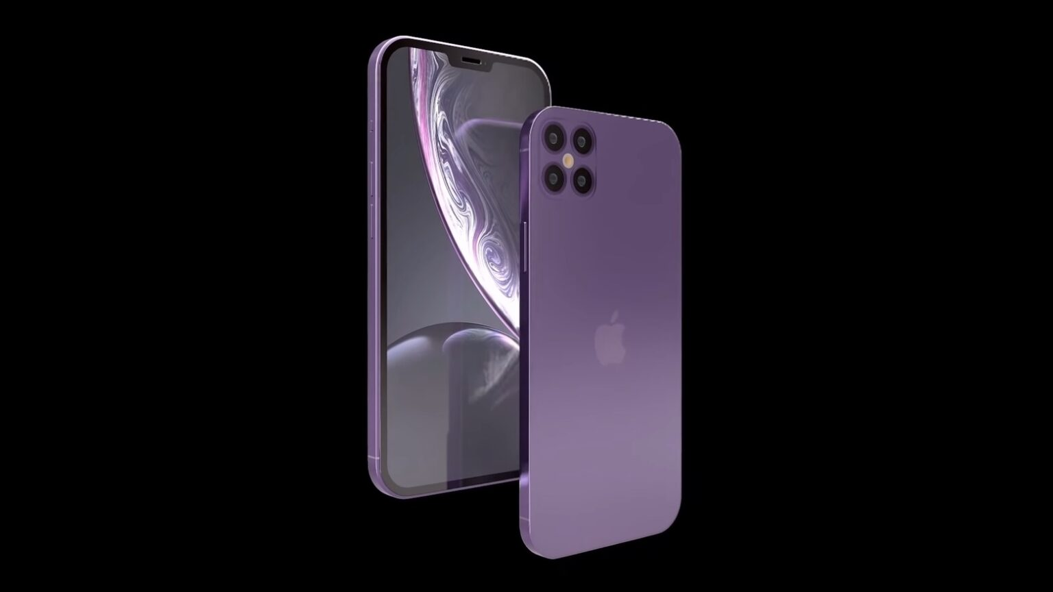 AN iPhone concept includes a smaller notch and a 120 Hz display.