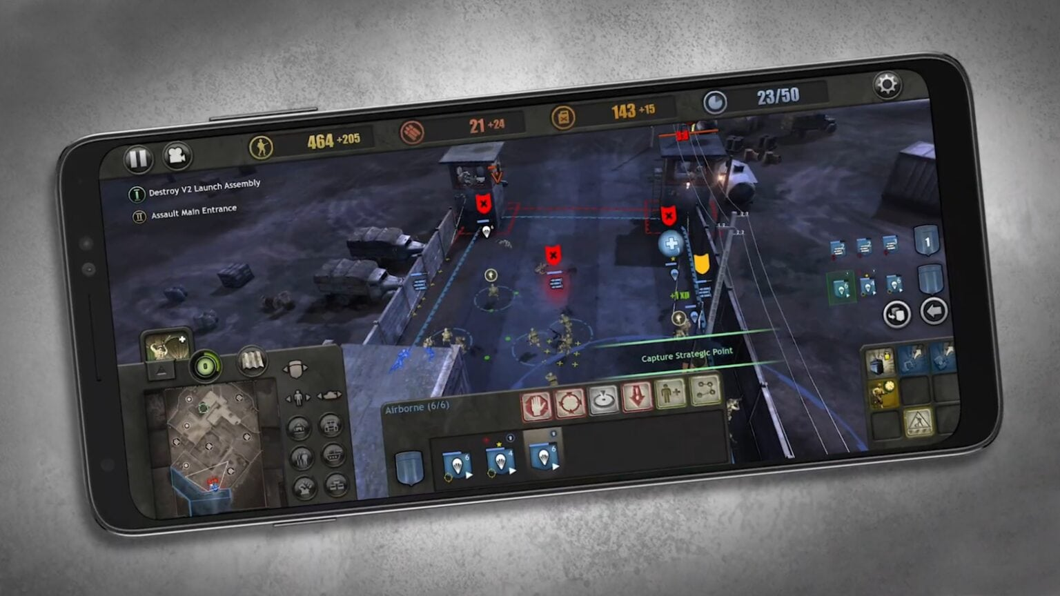 'Company of Heroes' will debut on iPhone on Sept. 10.