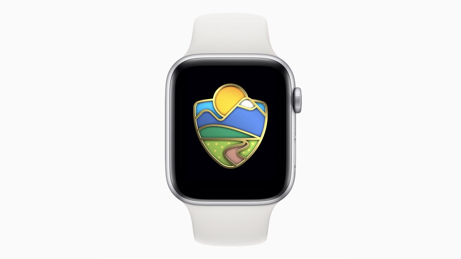 Apple celebrates US national parks in 2020.