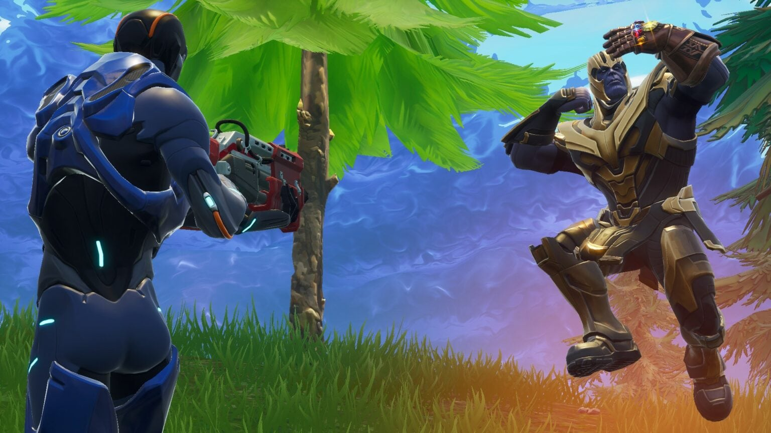 In the legal battle between Apple and Epic Games, which one is Thanos?