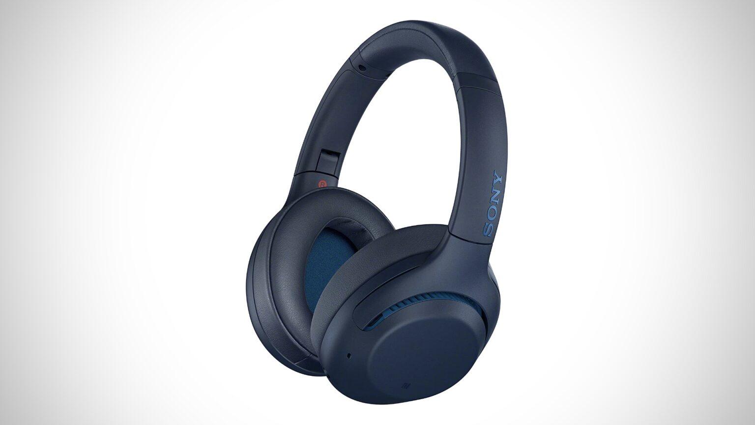 Sony WHXB900N headphones