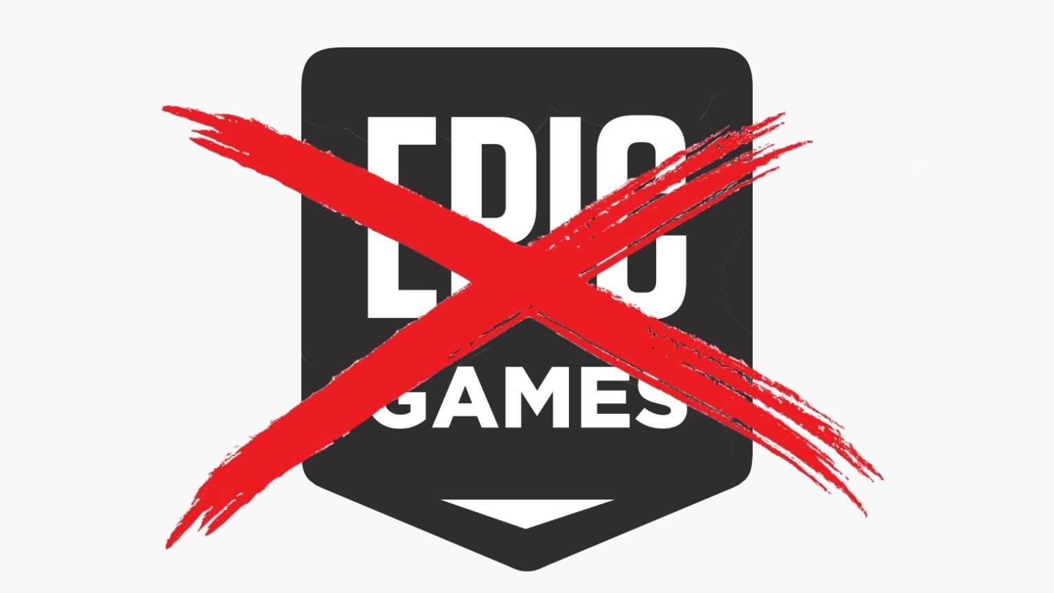 Apple cancelled Epic Games account on the App Store.