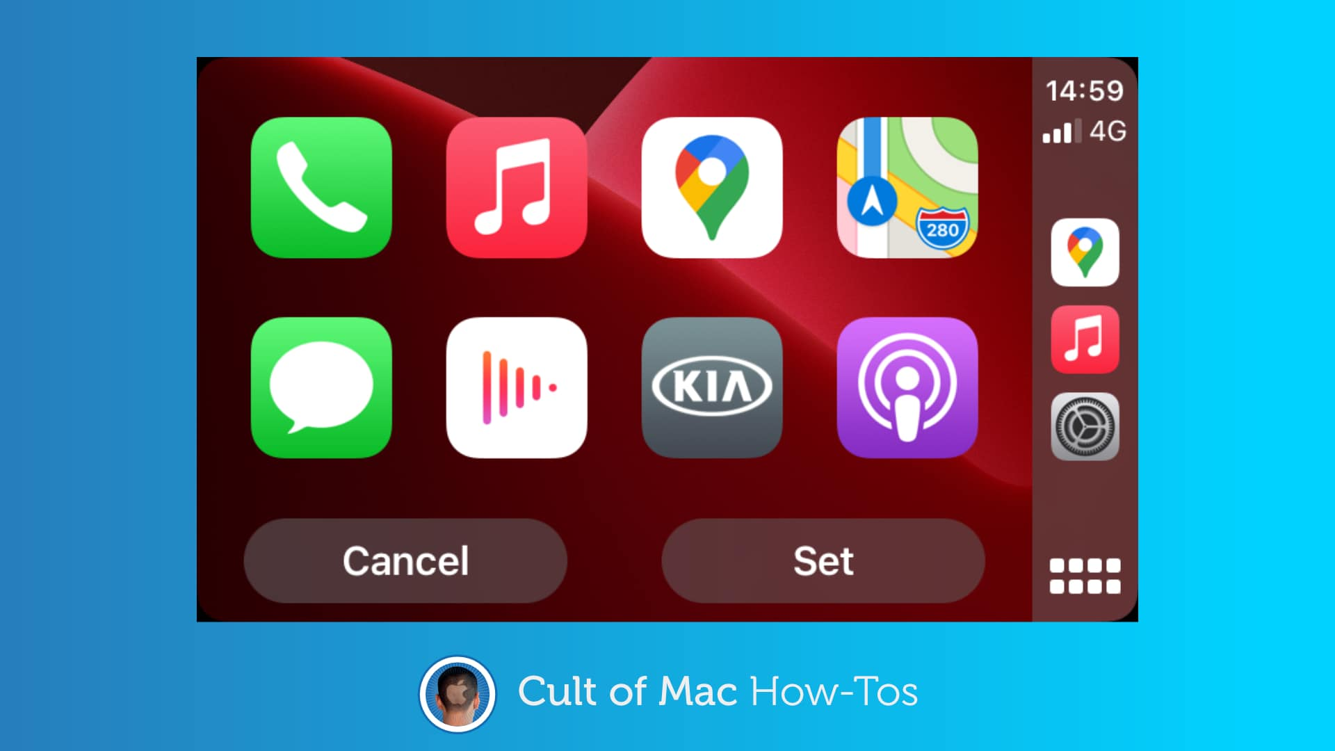 How To Change Your Carplay Wallpaper In Ios 14