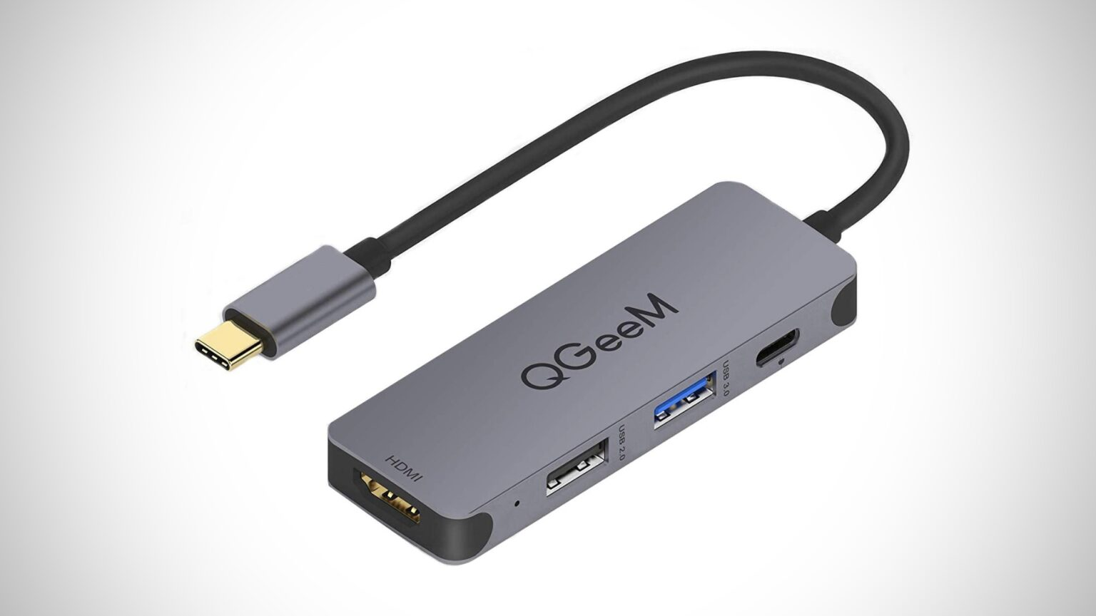 Save on the QGeeM USB-C hub