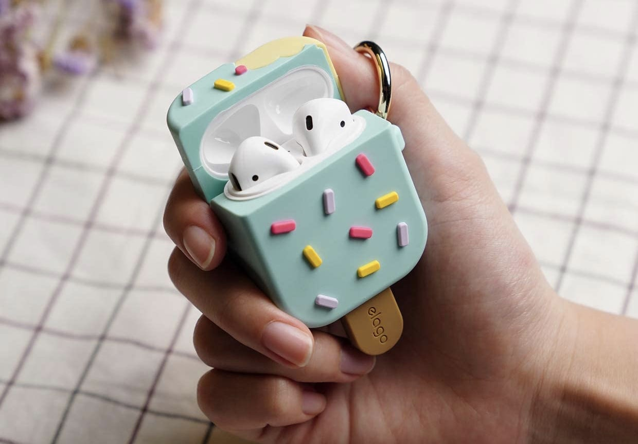 Elago Ice Cream case for AirPods