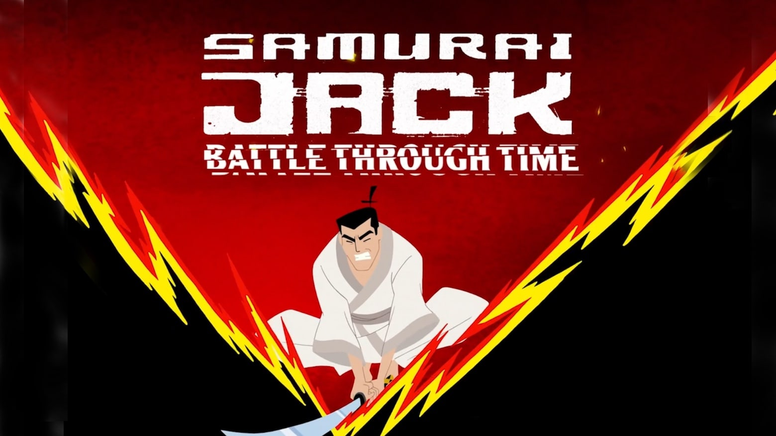 Slash through action platformer Samurai Jack: Battle Through Time on Apple Arcade