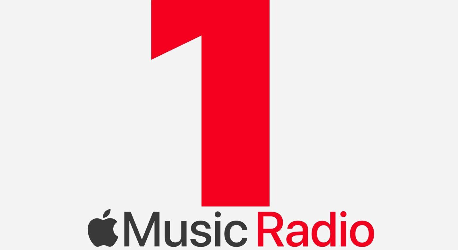 Apple Music 1 logo