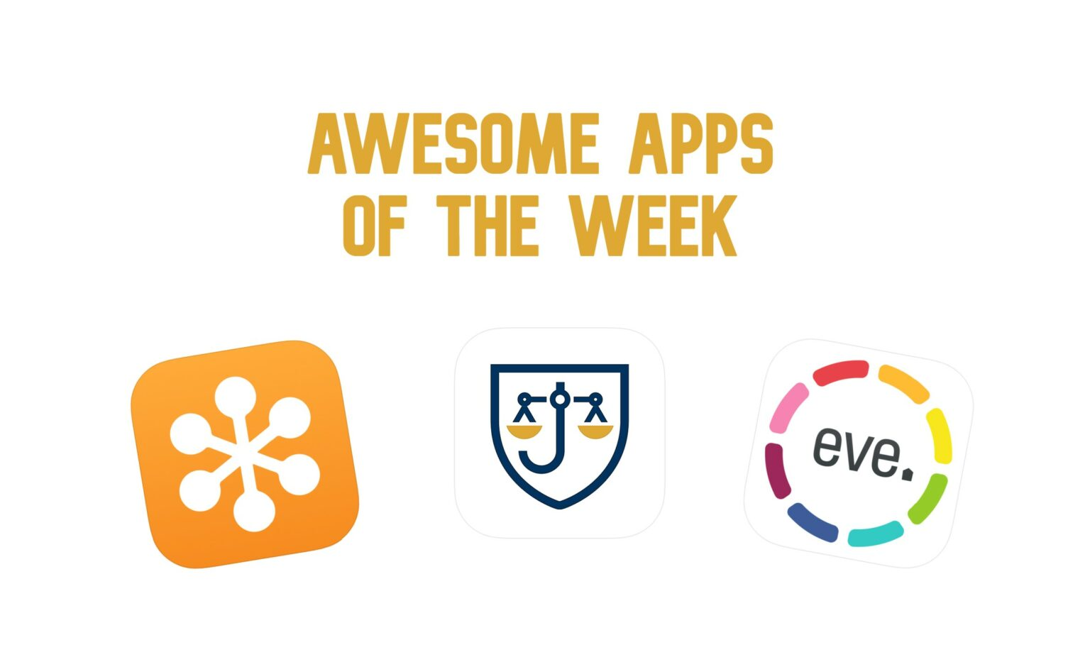 The best new apps and updates of the week.