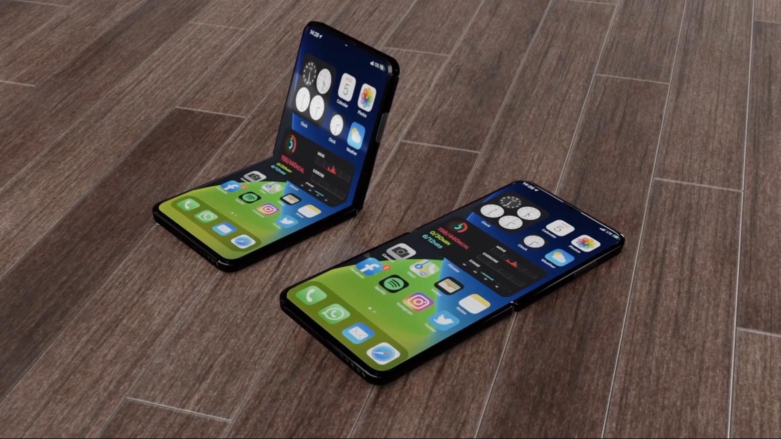 You'll flip for this iPhone 12 Flip concept - Cult of Mac