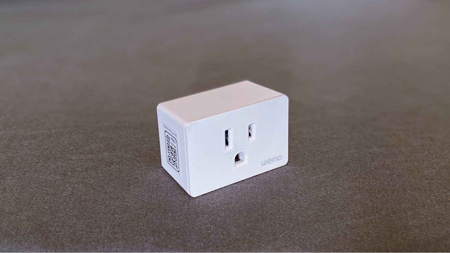 Belkin Wemo WiFi Smart Plug review