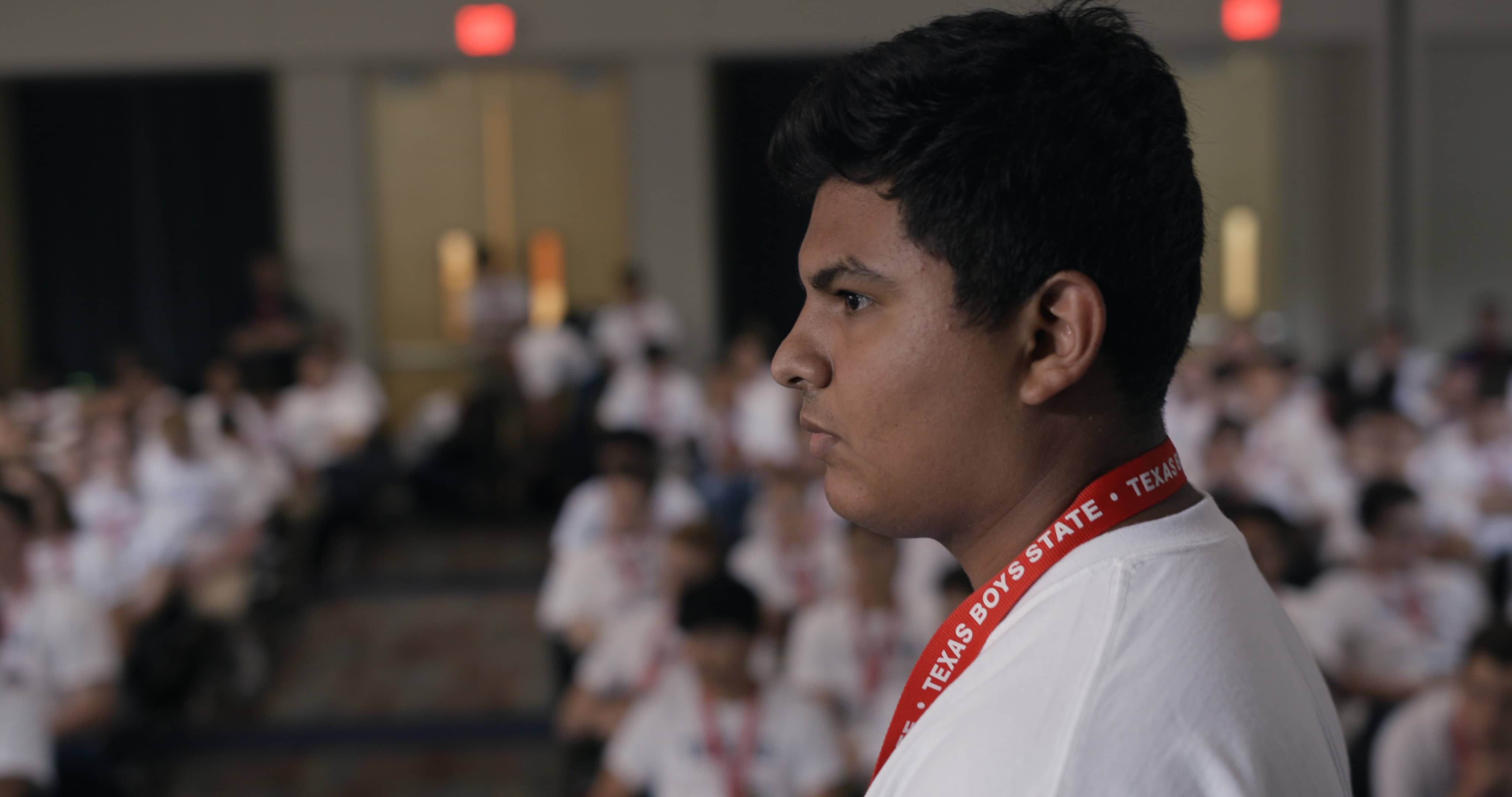 Steven Garza is the only sane guy in Apple TV+ documentary Boys State.