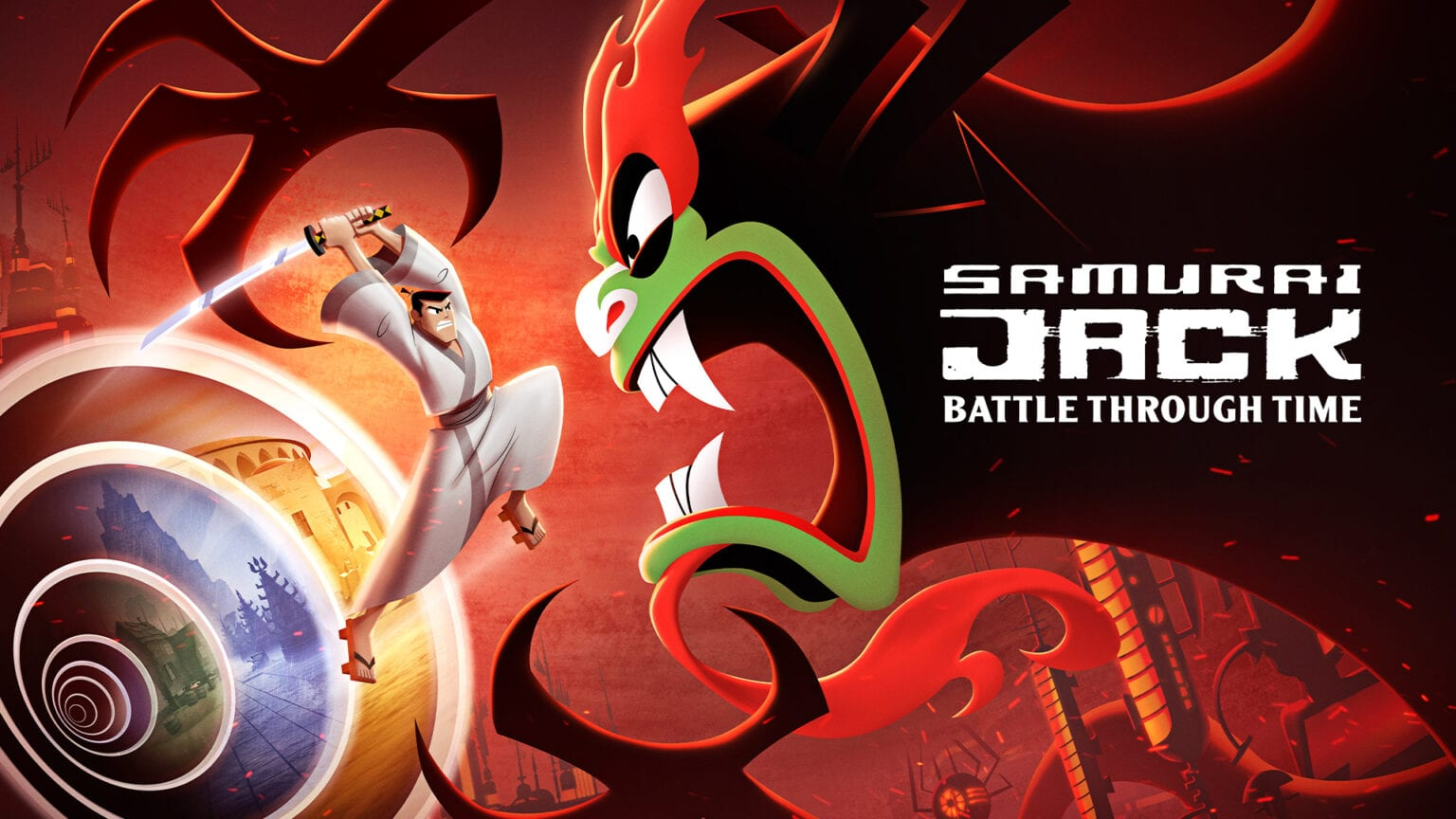 'Samurai Jack: Battle Through Time' will launch on Apple Arcade soon