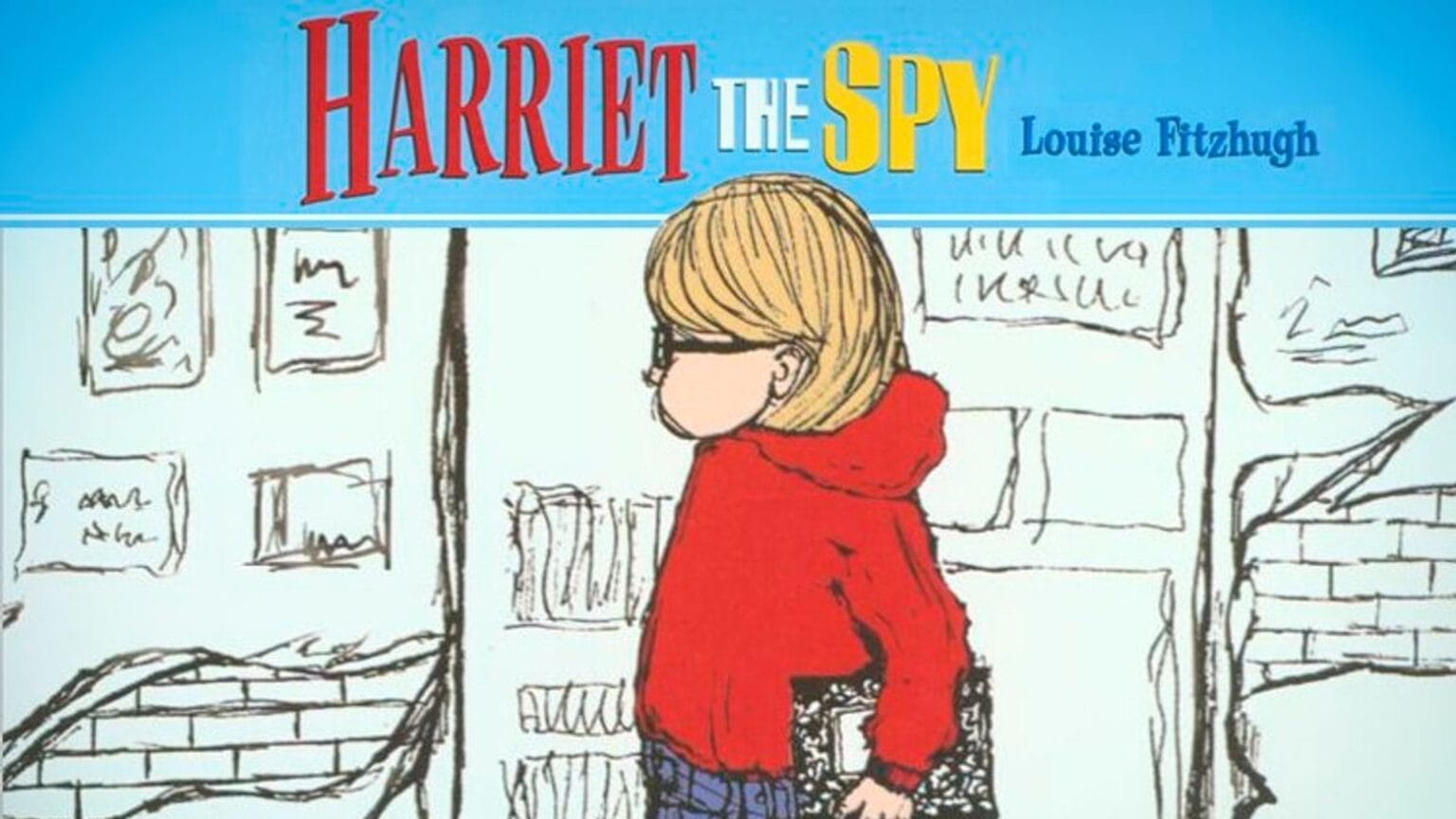 An animated 'Harriet the Spy' heads for Apple TV+