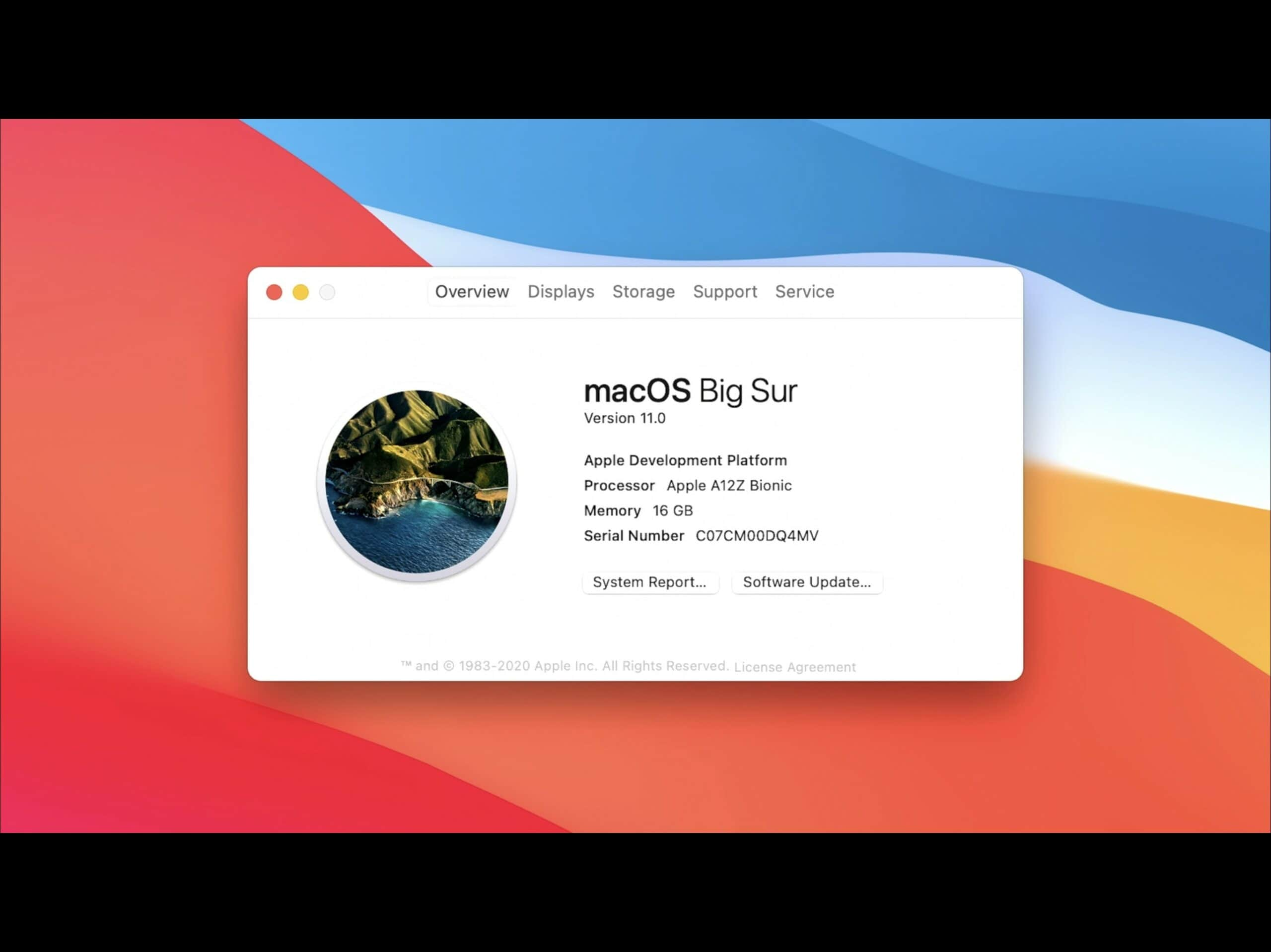 MacOS Big Sur turns the Mac operating system up to 11.