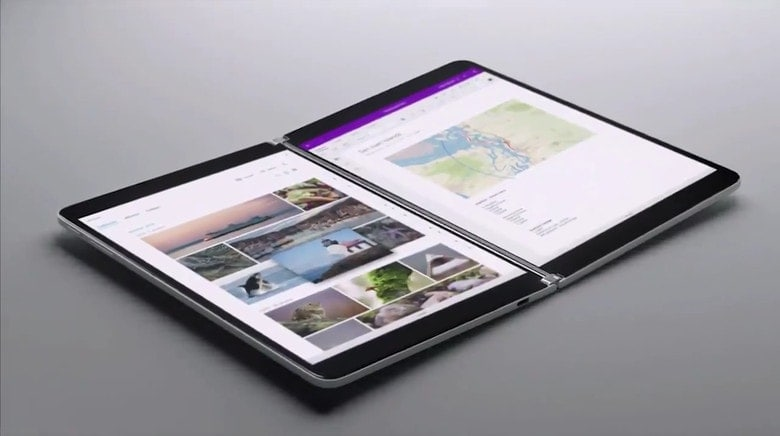 Surface Neo foldable