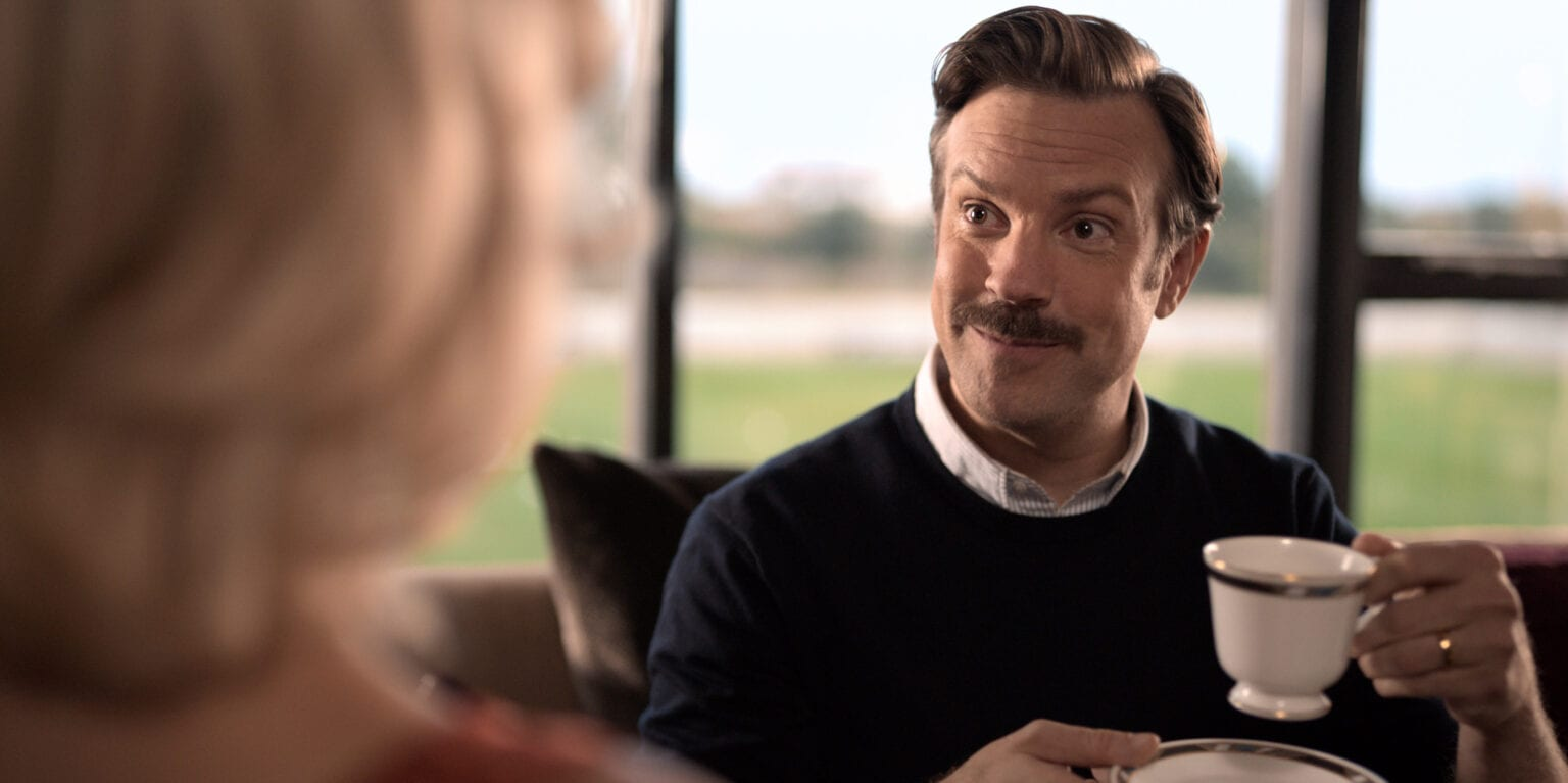 Jason Sudeikis is the titular Ted Lasso