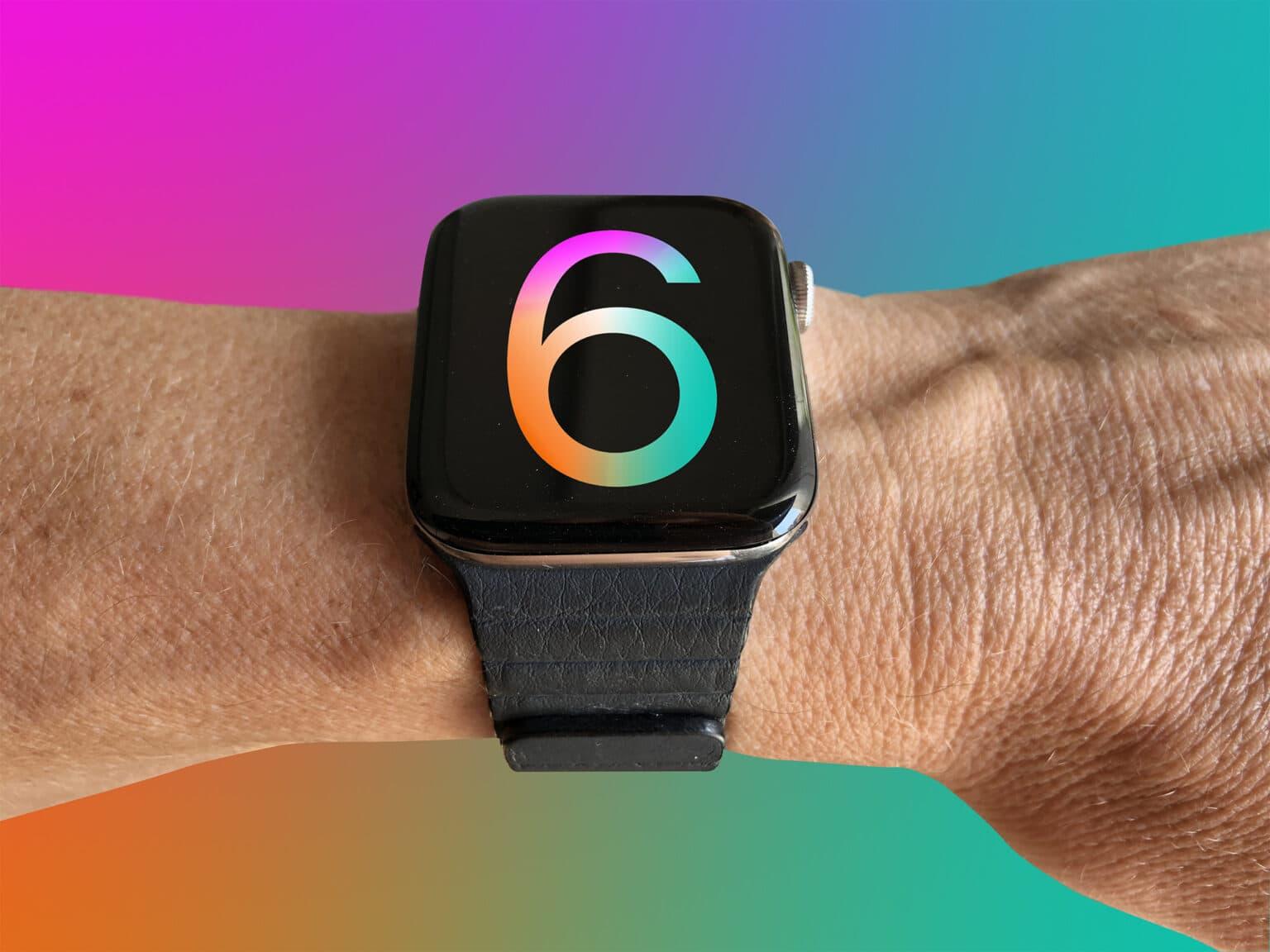 Will Apple Watch Series 6 get a svelte new look?