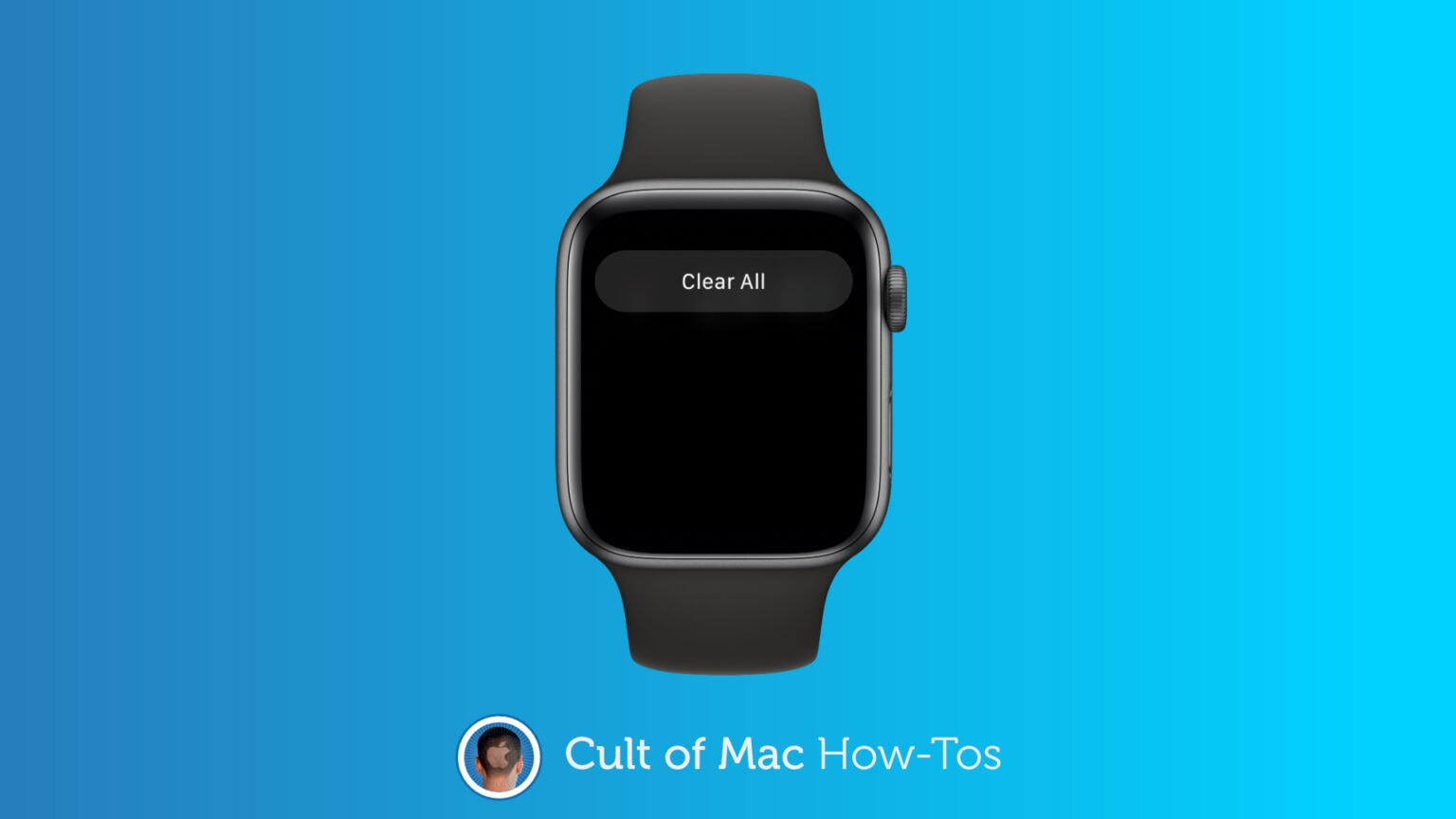 Clear Apple Watch notifications in watchOS 7
