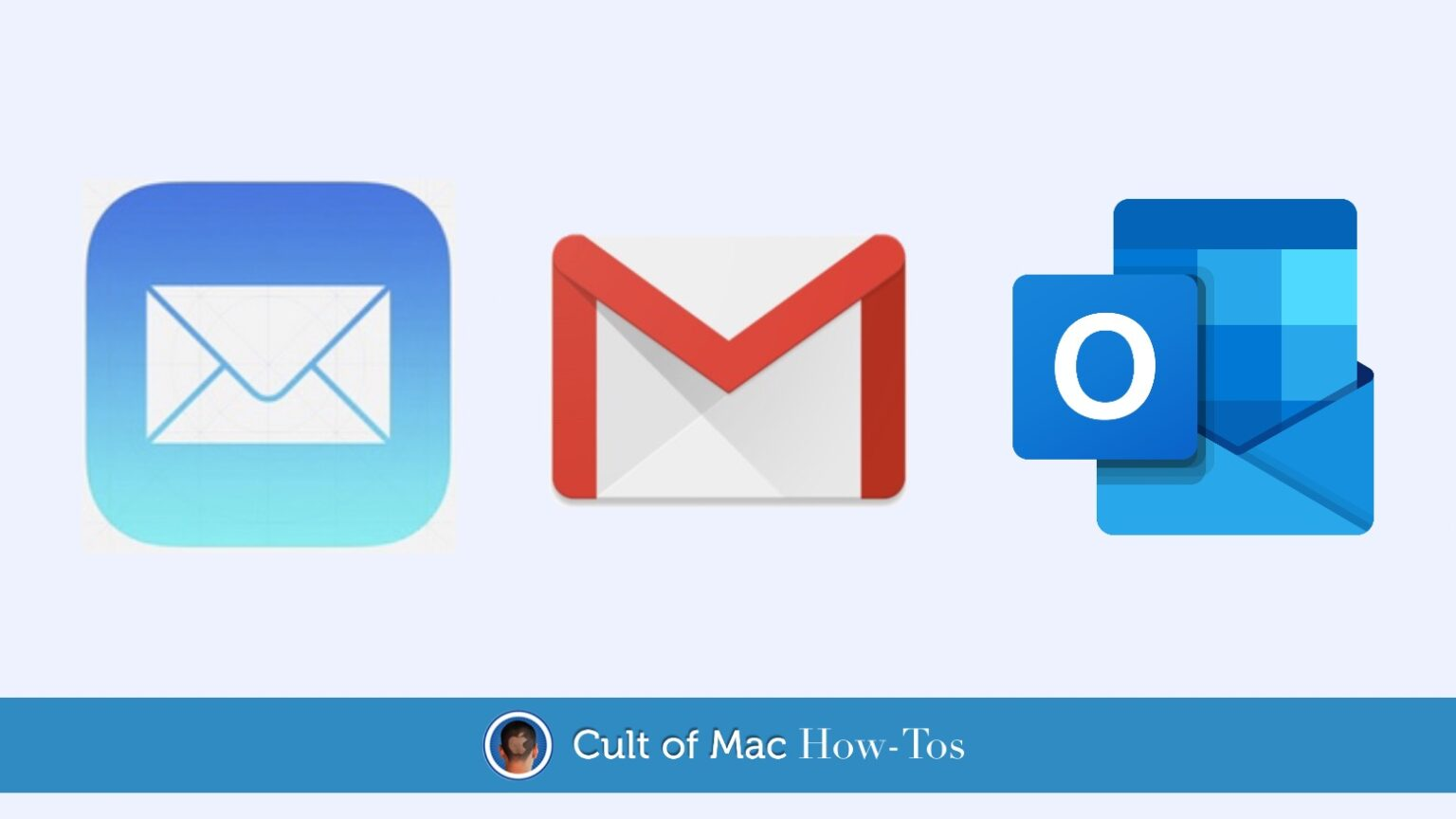 How to change iOS default email application