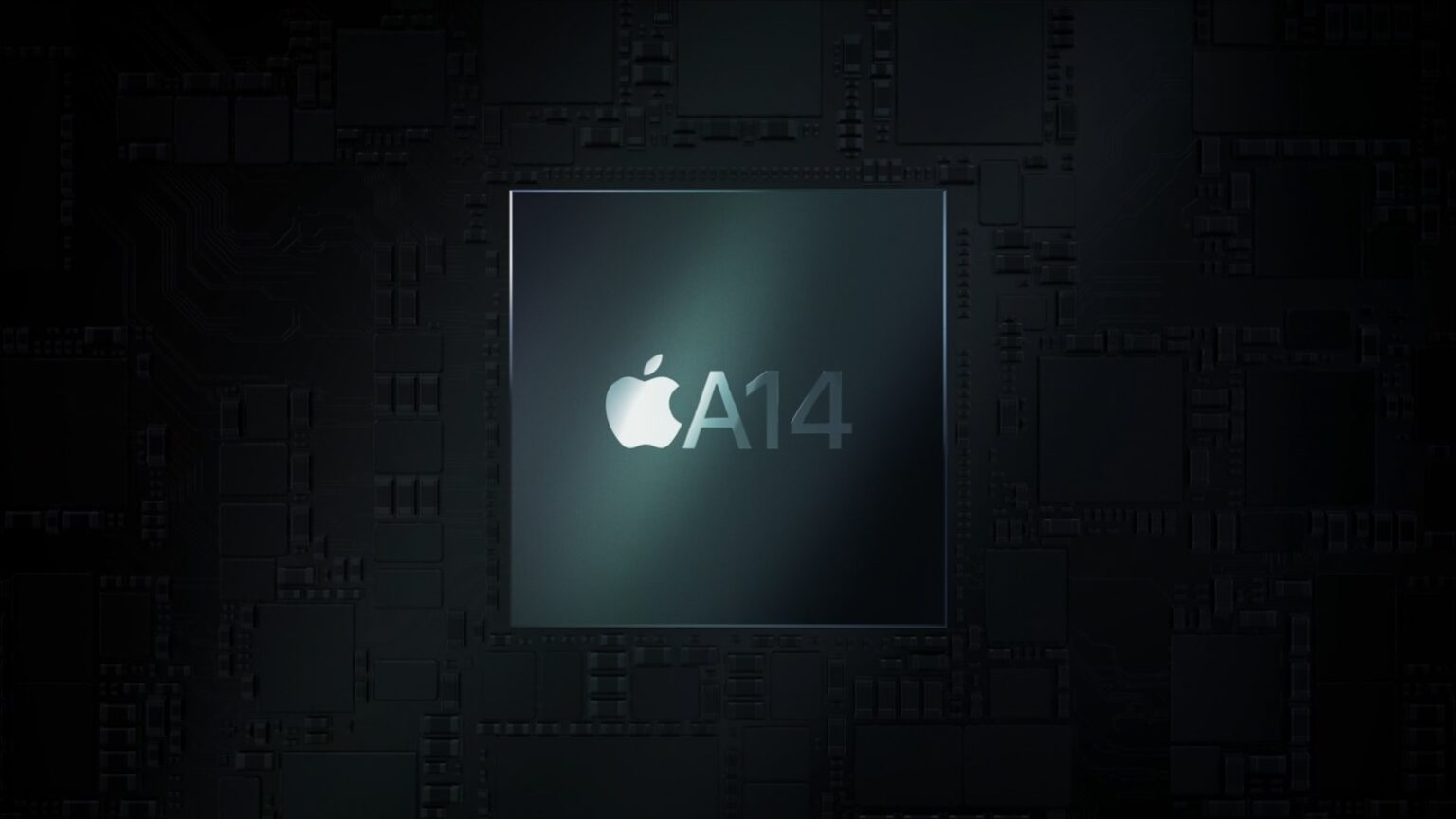 Apple A14 is made with an amazing 5nm production process.