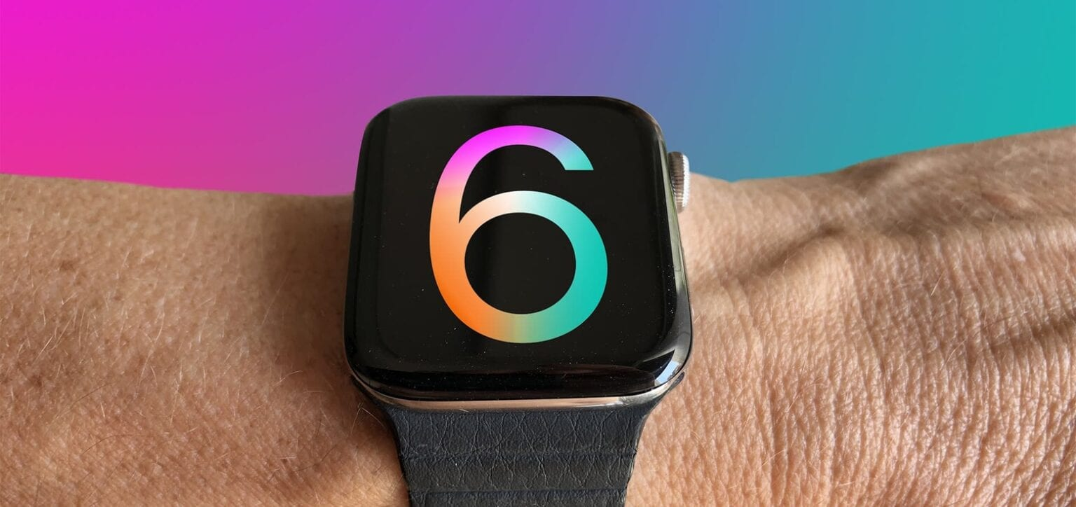 Apple Watch Series 6 is expected to look just like Series 5.