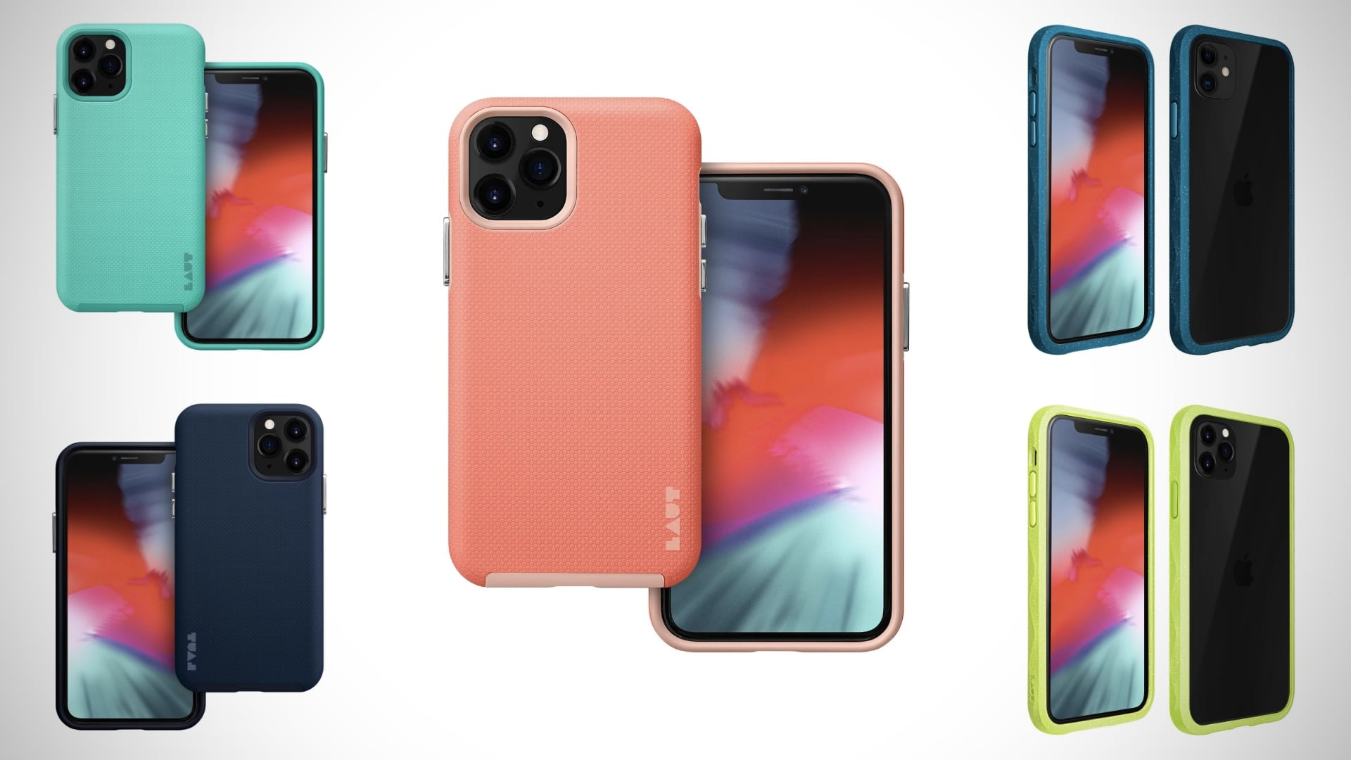 Laut colorful iPhone cases are super-protective and attractive