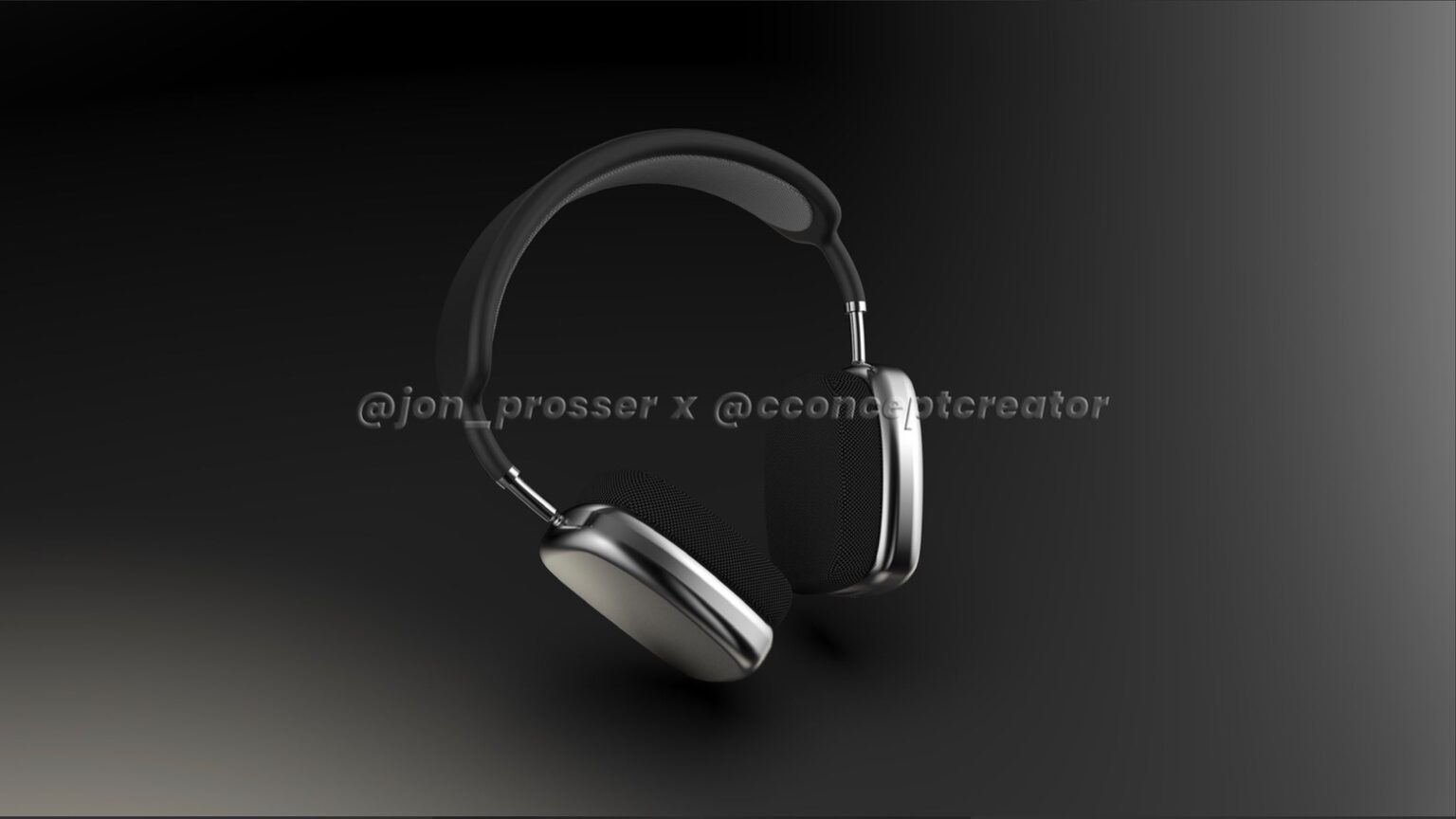 AirPods Studio will apparently look much like this.